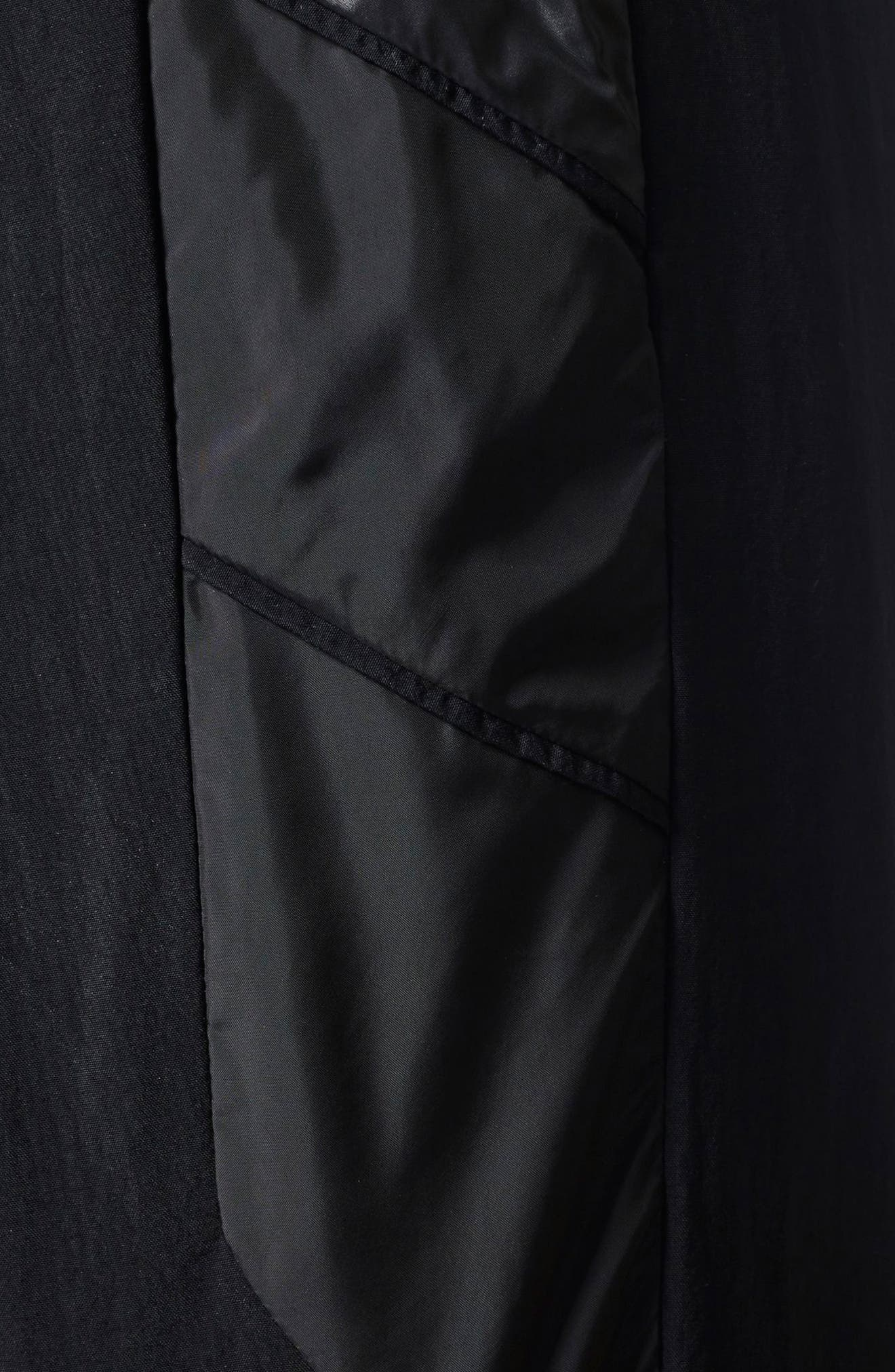 Originals Slim Tapered Pants,                             Alternate thumbnail 4, color,                             Black