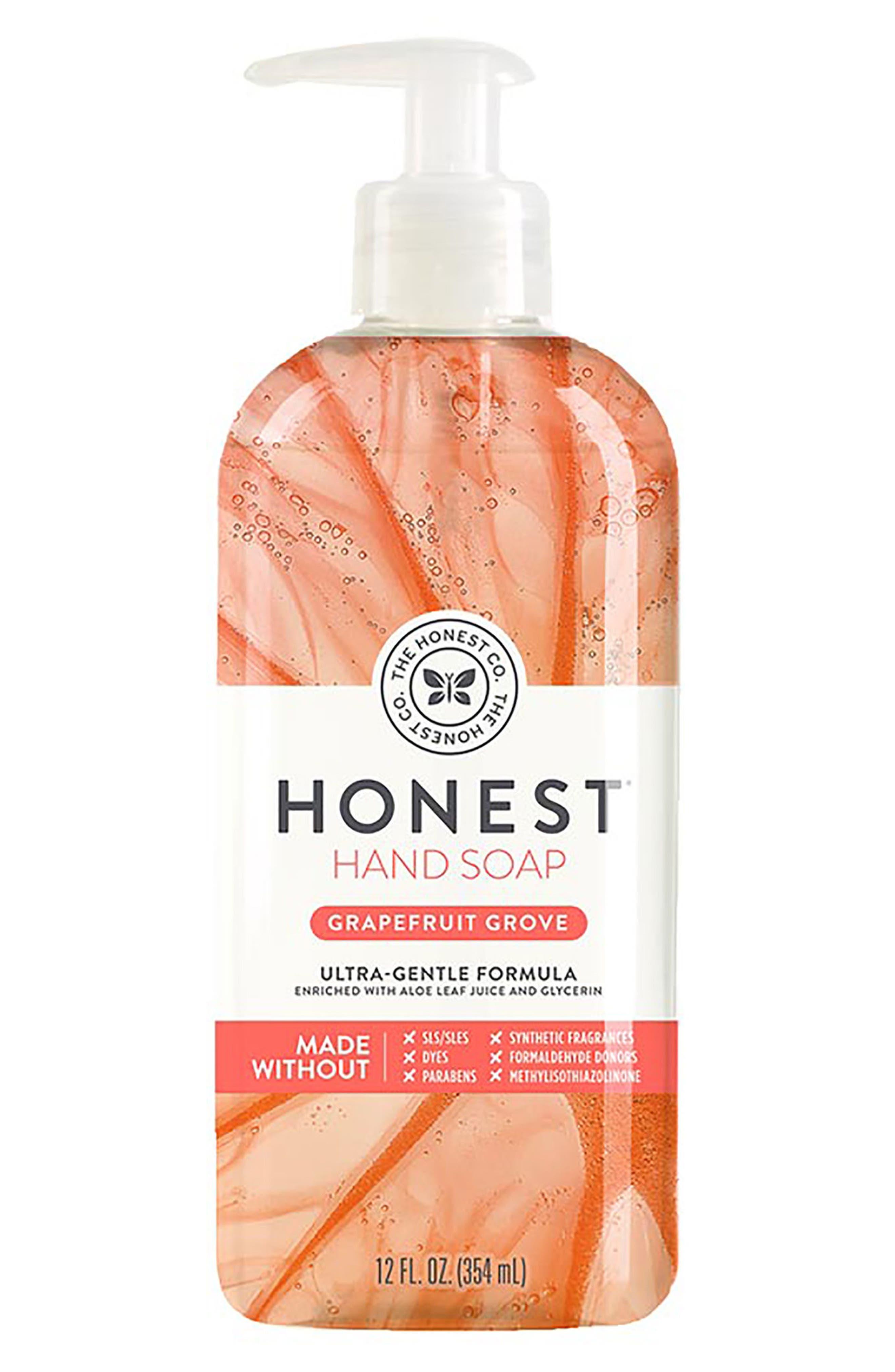 The Honest Company Grapefruit Grove Hand Soap