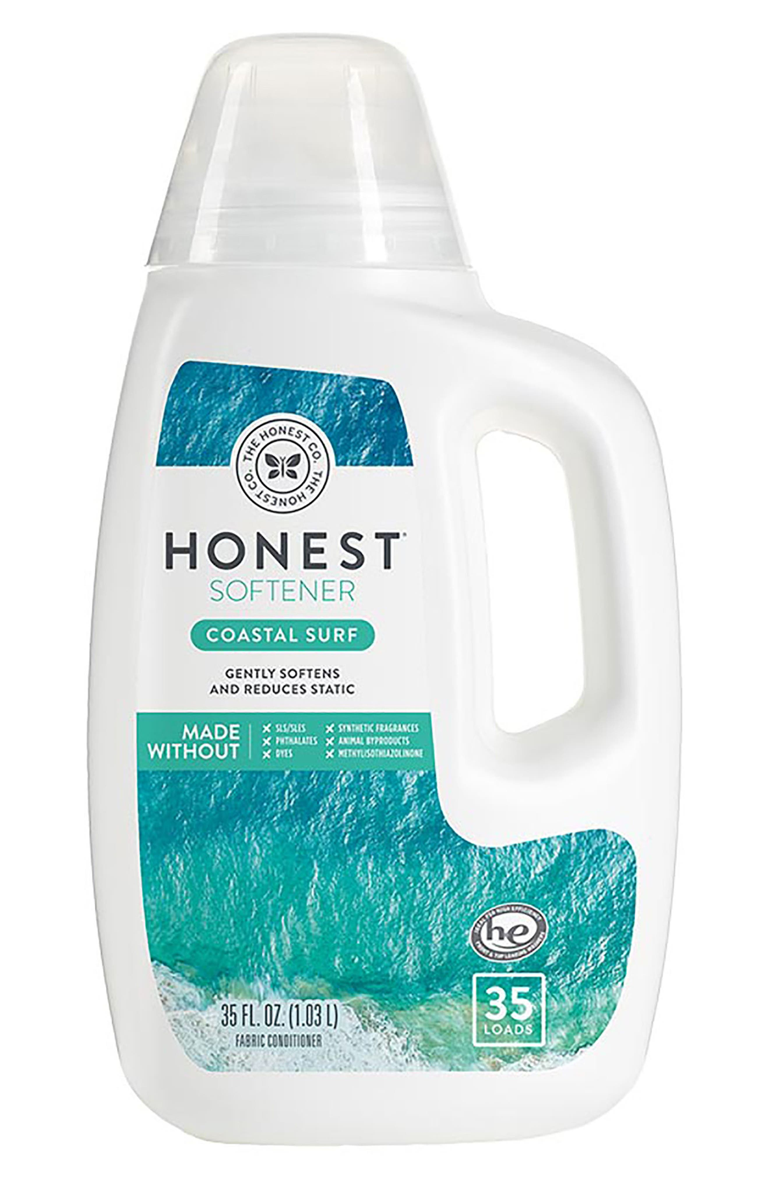 Alternate Image 1 Selected - The Honest Company Coastal Surf Fabric Softener