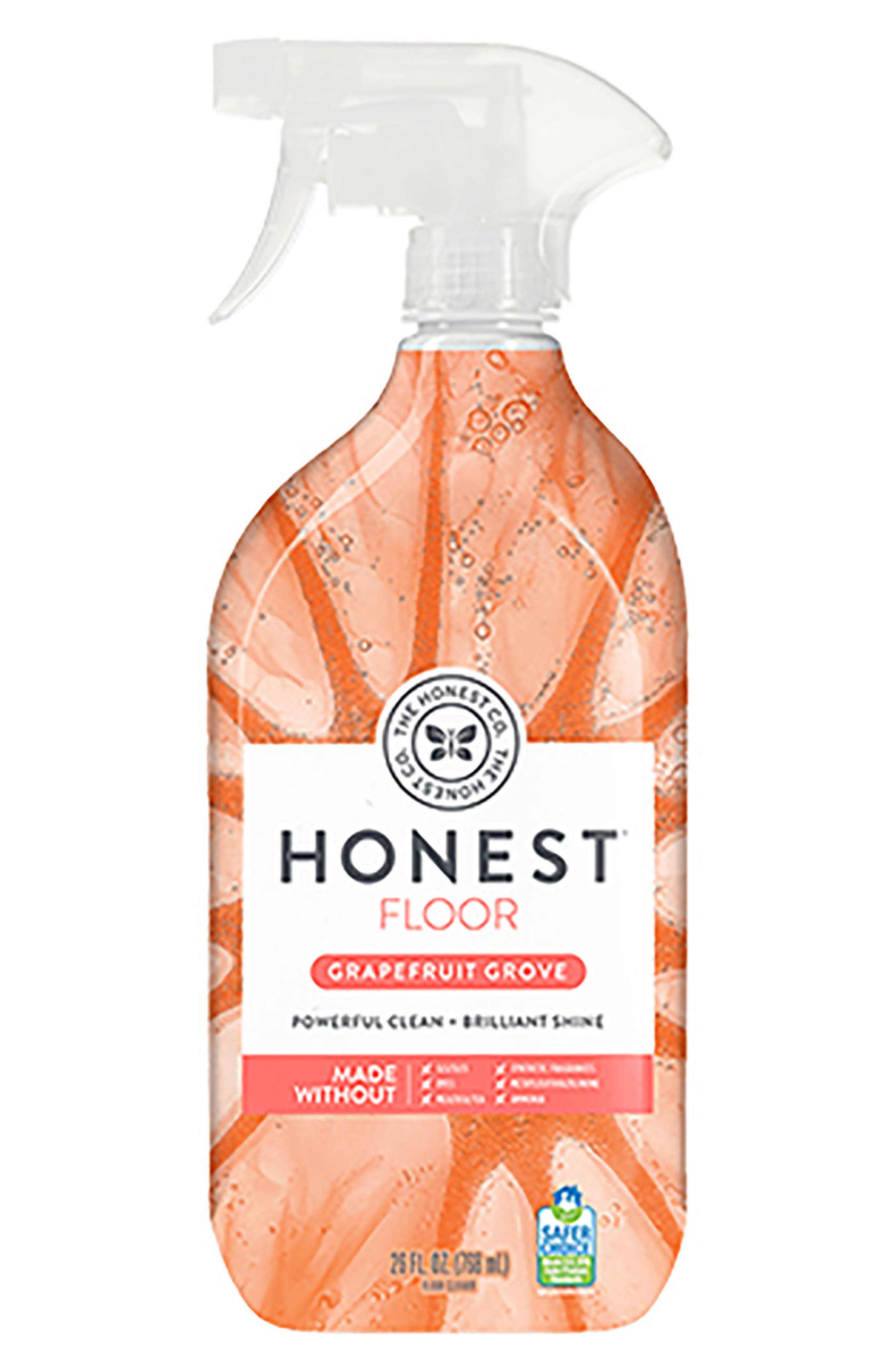 Alternate Image 1 Selected - The Honest Company Grapefruit Grove Floor Cleaner