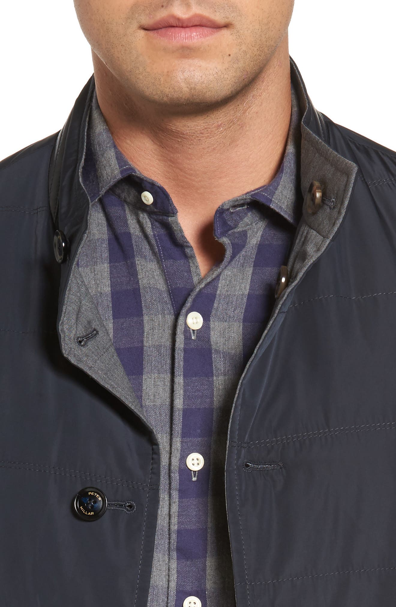 Alternate Image 4  - Peter Millar Collection Reversible Vest