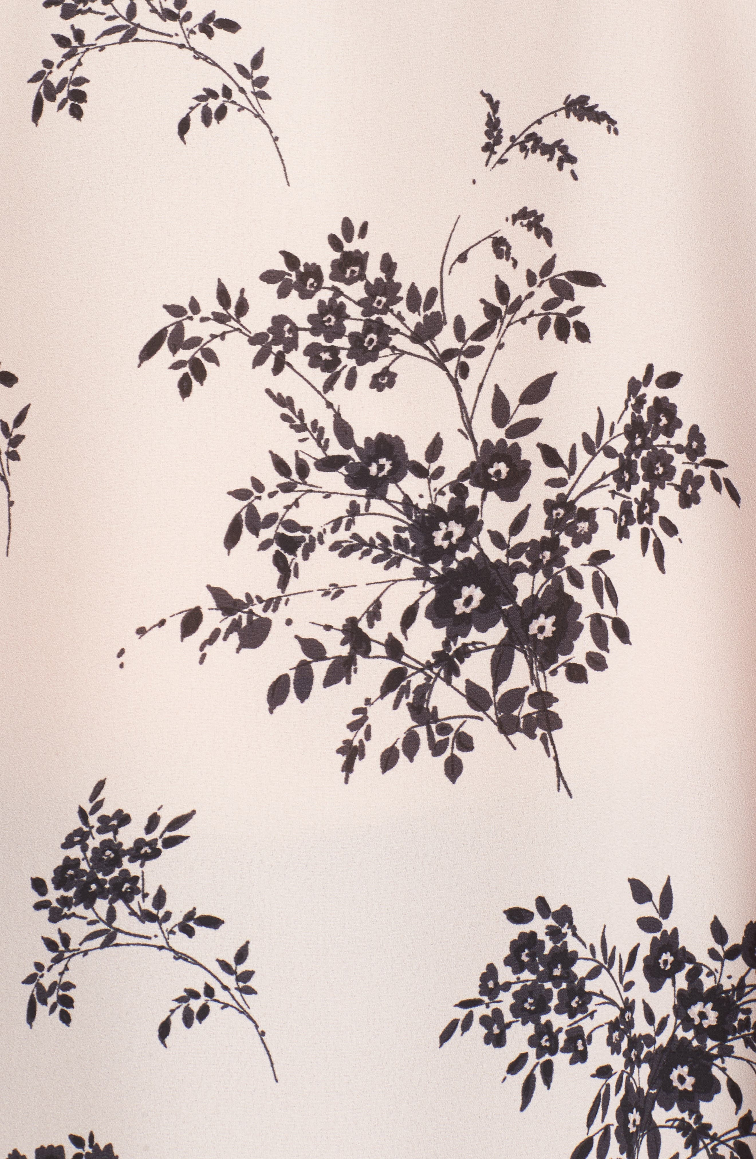 Alternate Image 5  - Vince Camuto Delicate Bouquet Blouse (Plus Size)