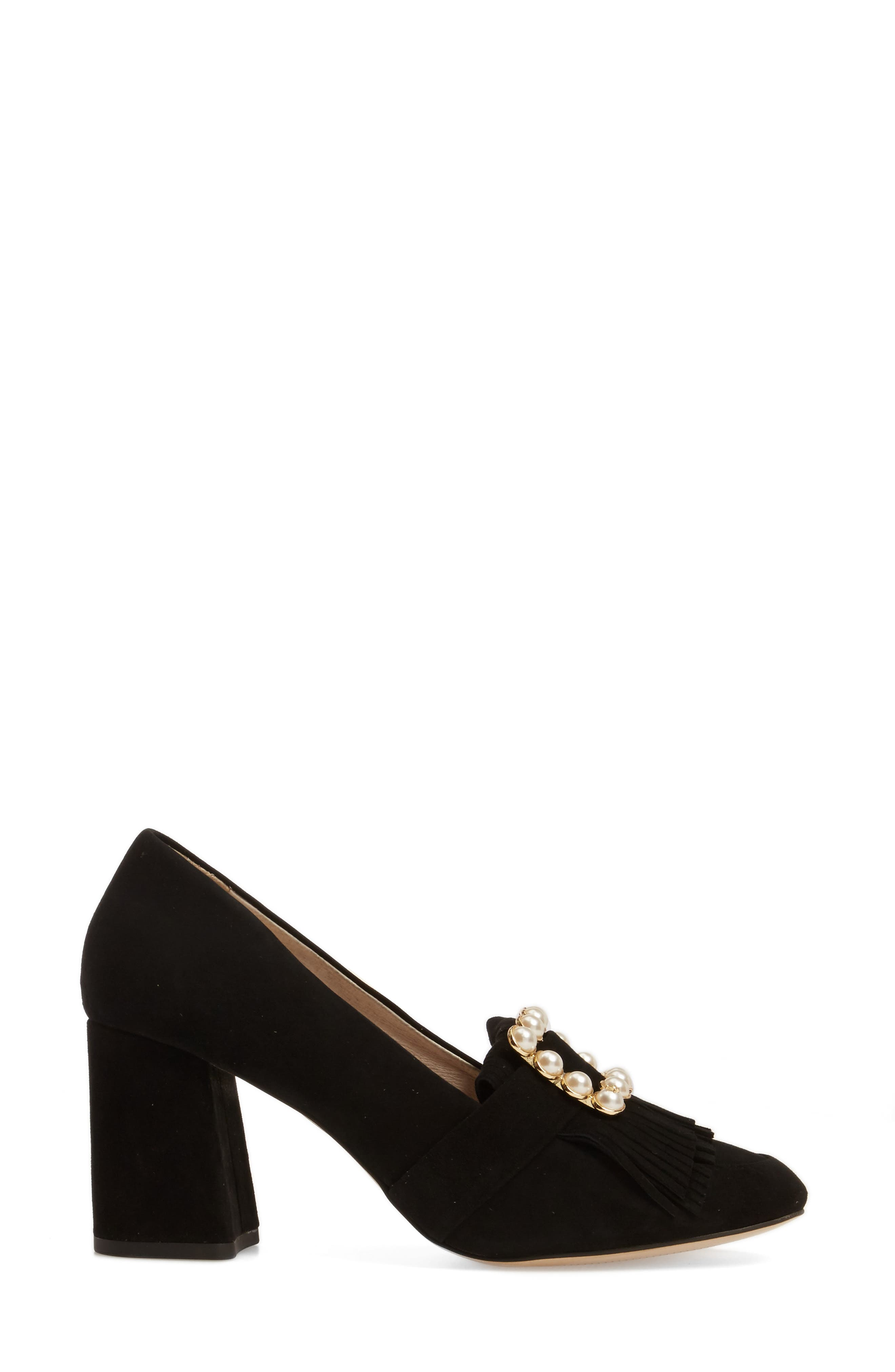Alternate Image 3  - Louise et Cie Idali Loafer Pump (Women)