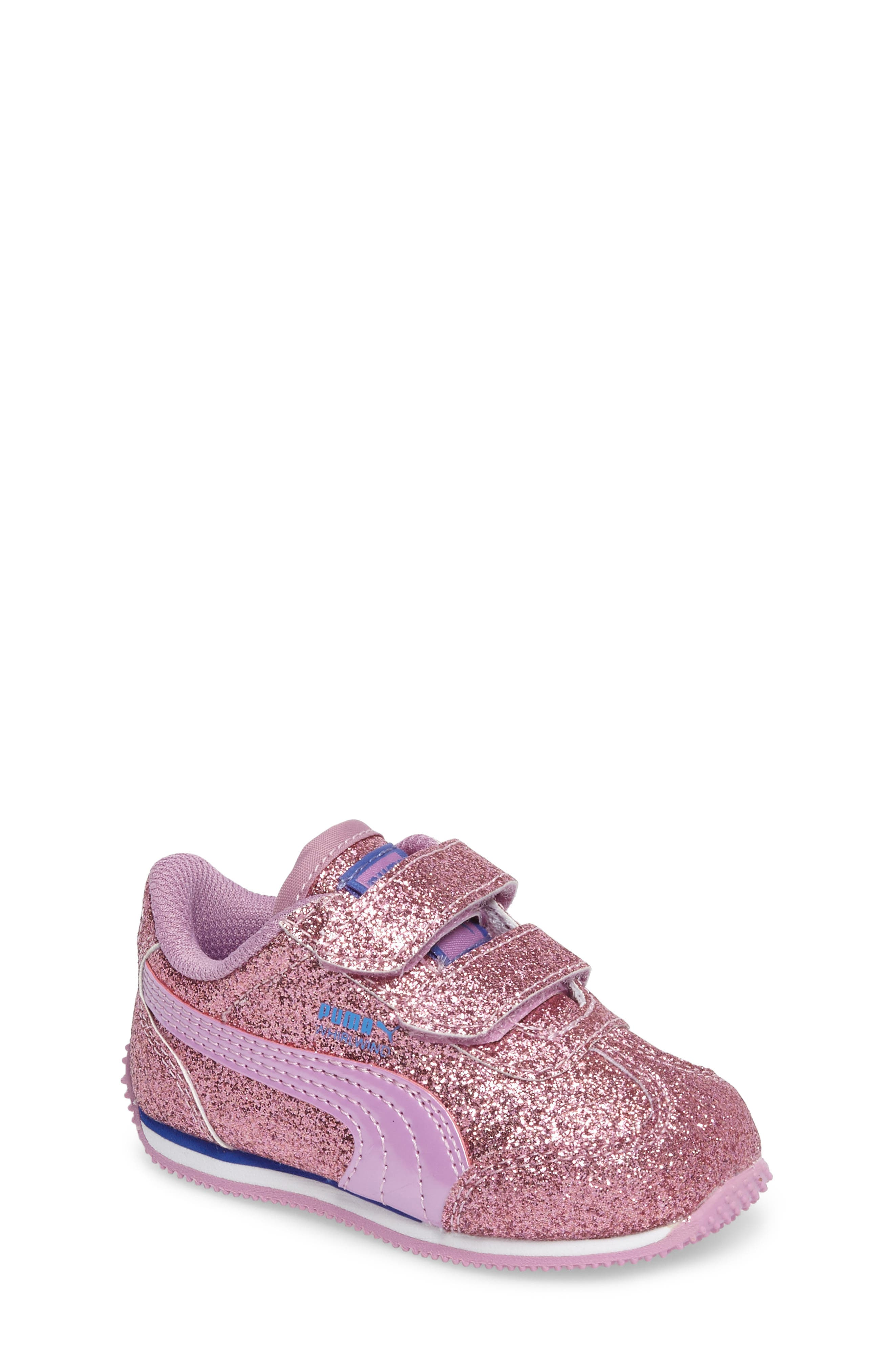 Puma Whirlwind Glitz Sneaker (Baby, Walker, Toddler, Little Kid & Big Kid)