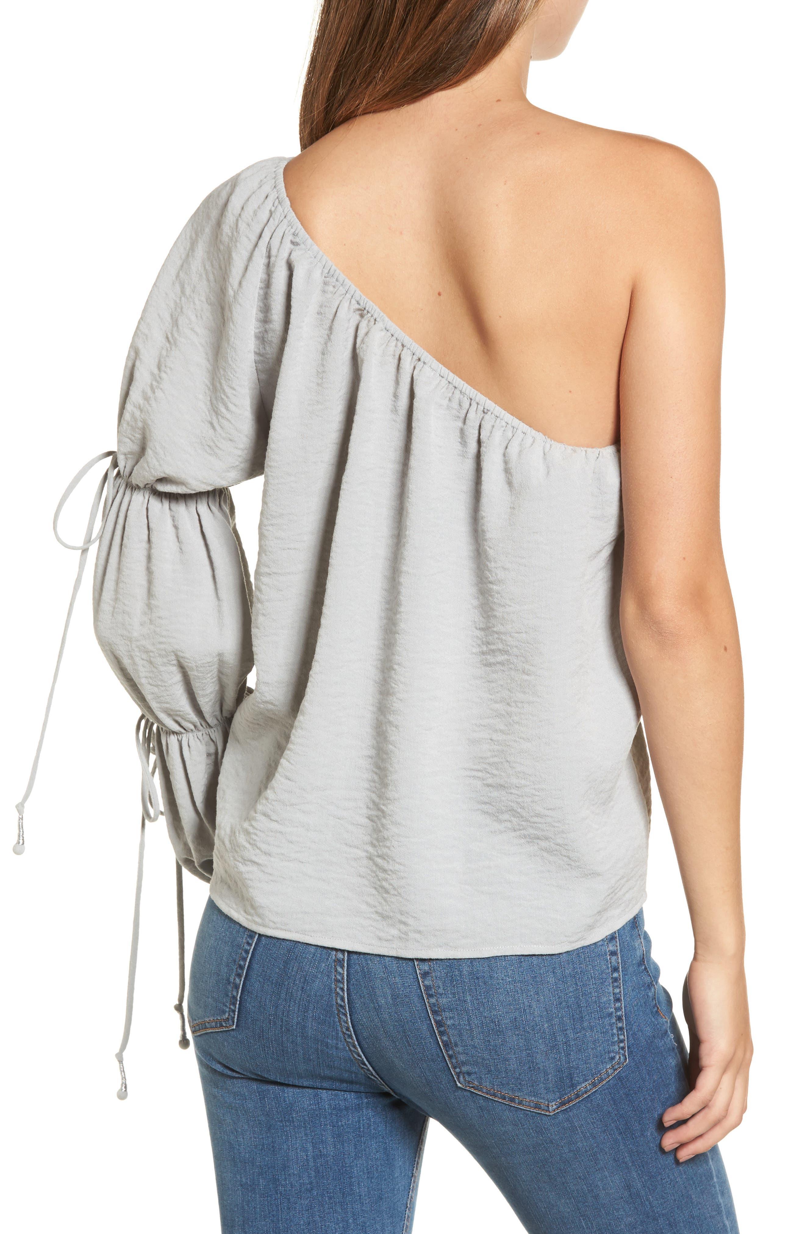 Alternate Image 2  - Tularosa Gigi One-Shoulder Top