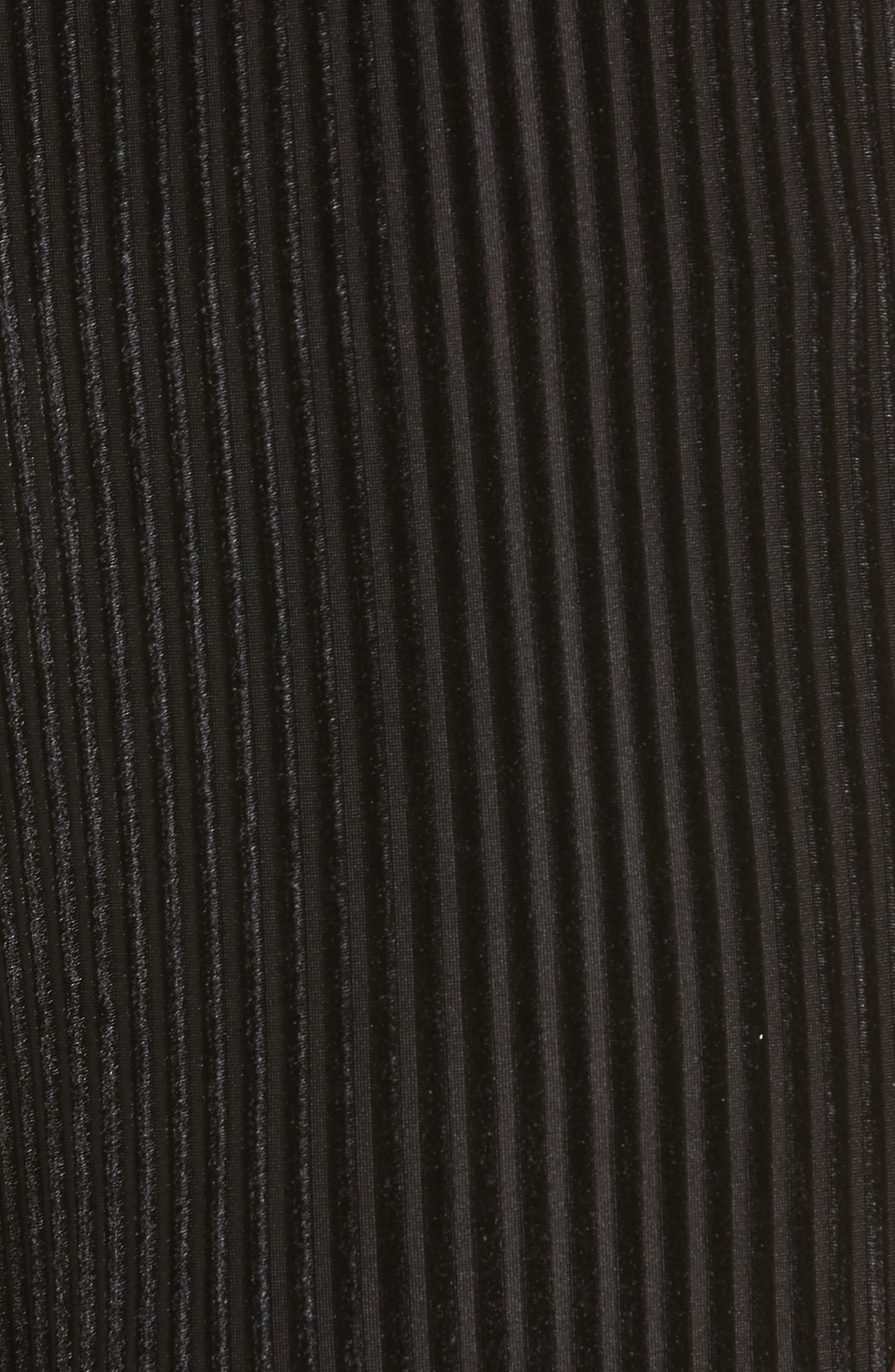 Marley Velvet Pants,                             Alternate thumbnail 5, color,                             Black