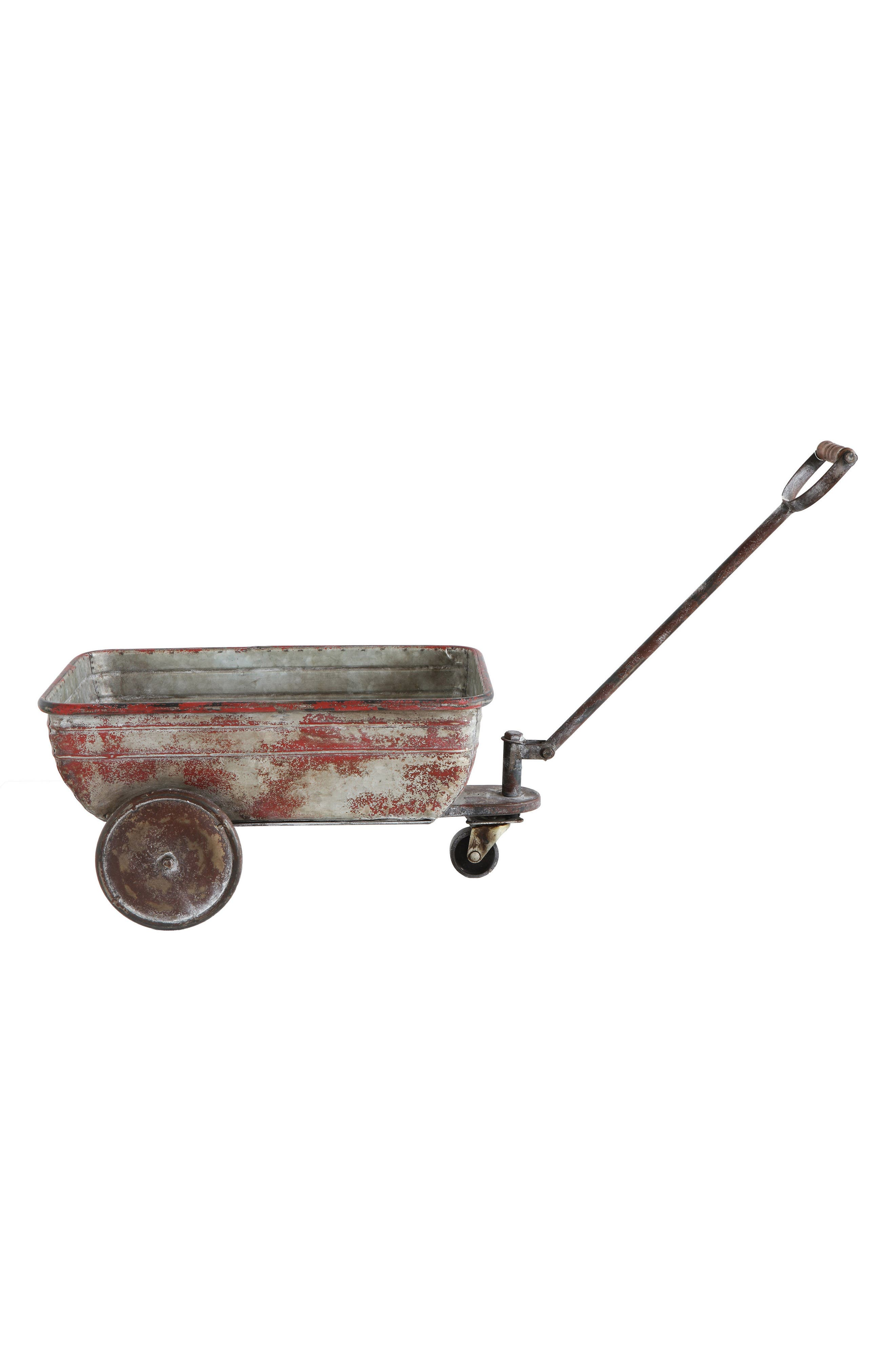 Wagon Decoration,                         Main,                         color, Red