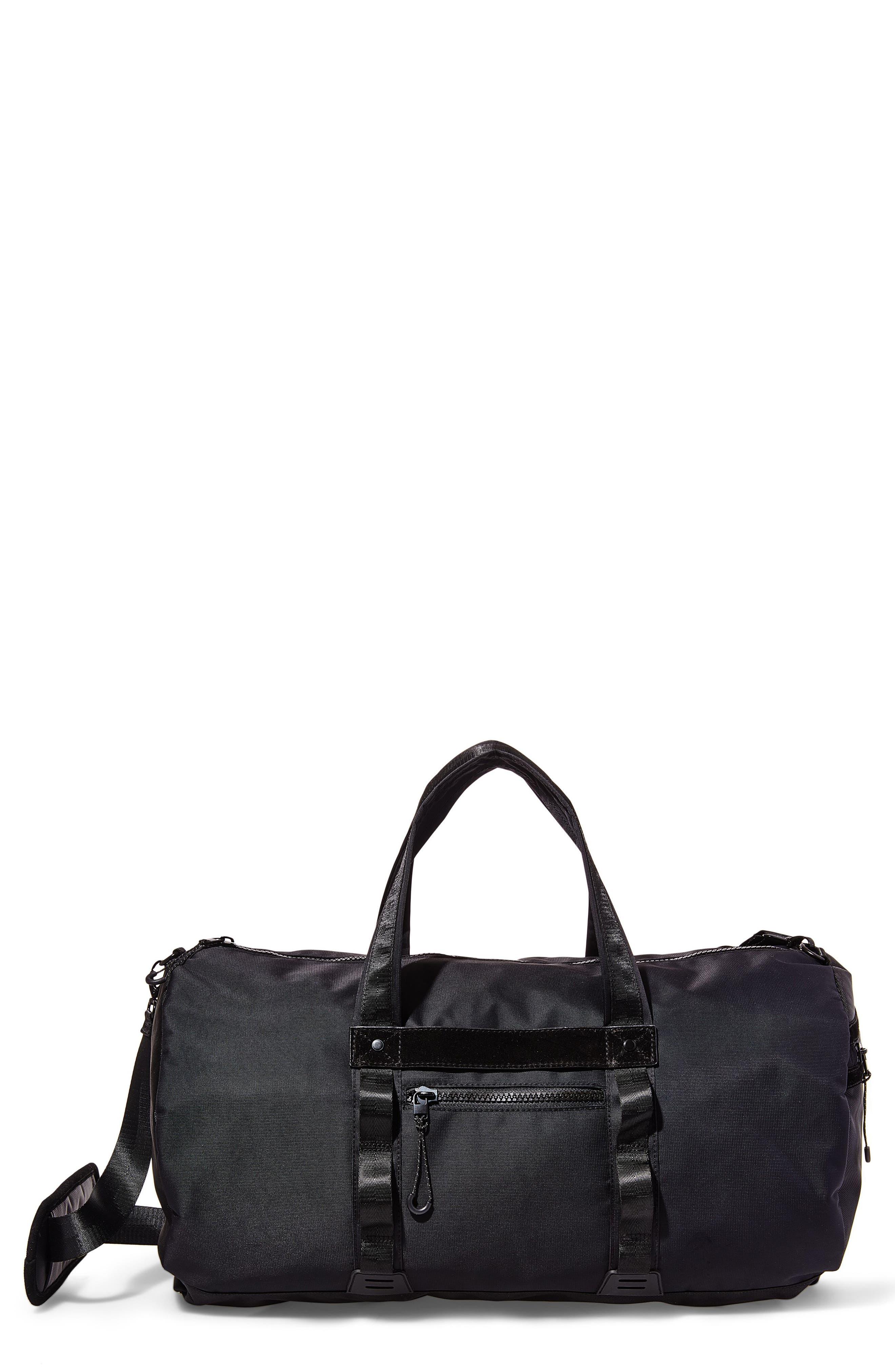 GQ x Steve Madden Duffel Bag