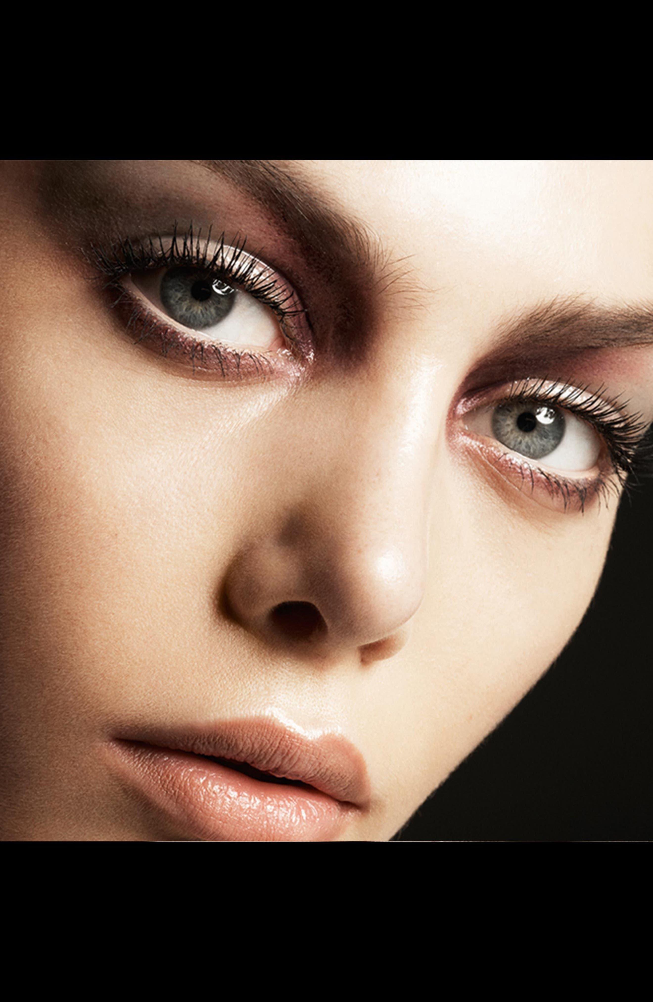 Victoria Beckham Eye Palette,                             Alternate thumbnail 3, color,                             Blanc/ Gris/ Noir/ Bordeaux