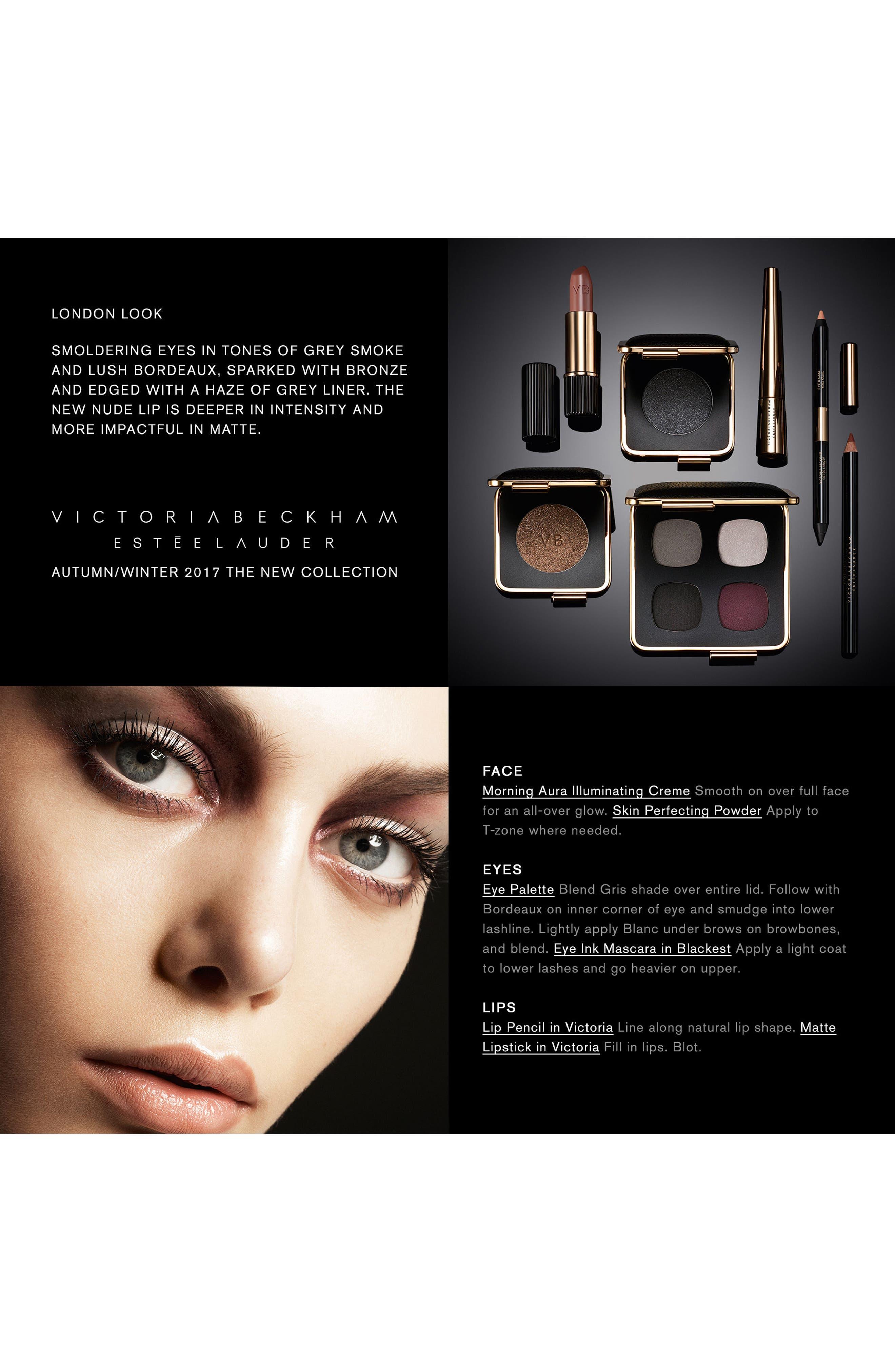 Victoria Beckham Eye Palette,                             Alternate thumbnail 2, color,                             Blanc/ Gris/ Noir/ Bordeaux
