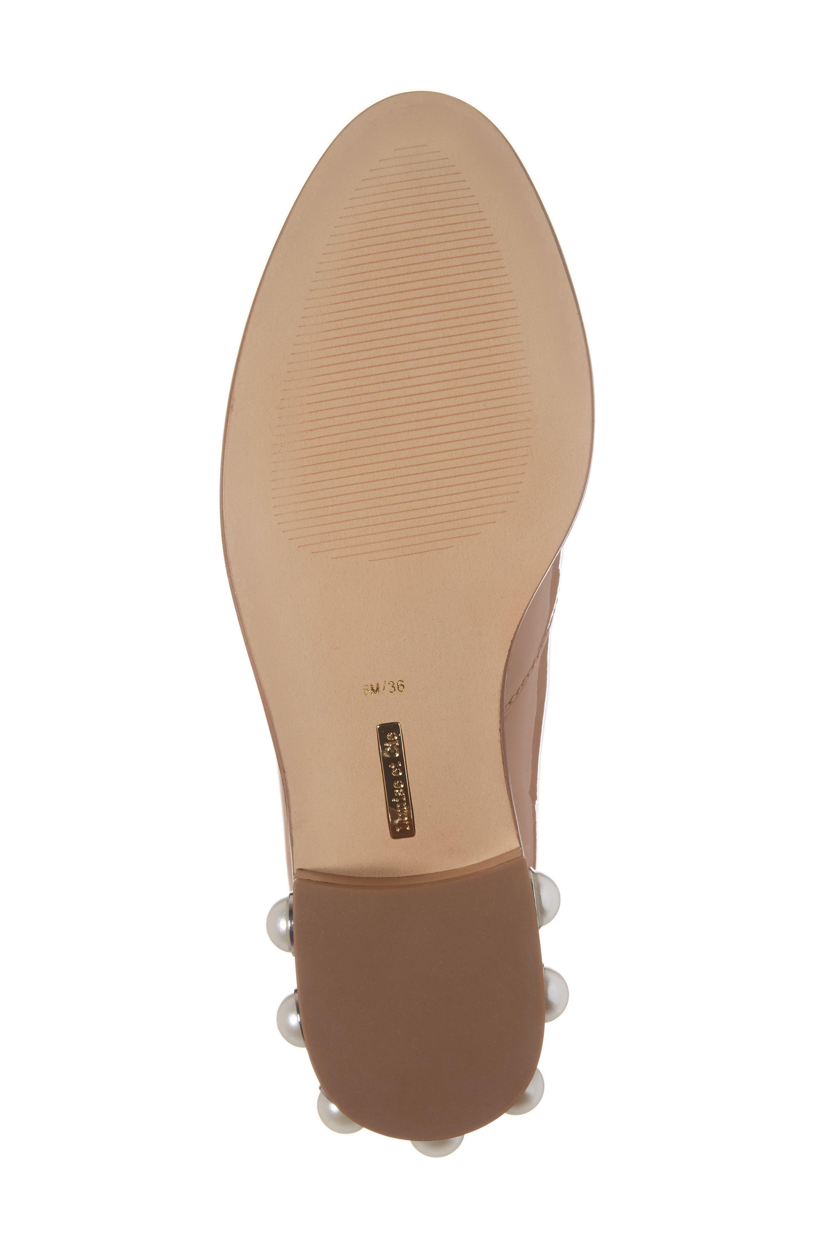 Alternate Image 5  - Louise et Cie Franley Embellished Heel Oxford (Women)