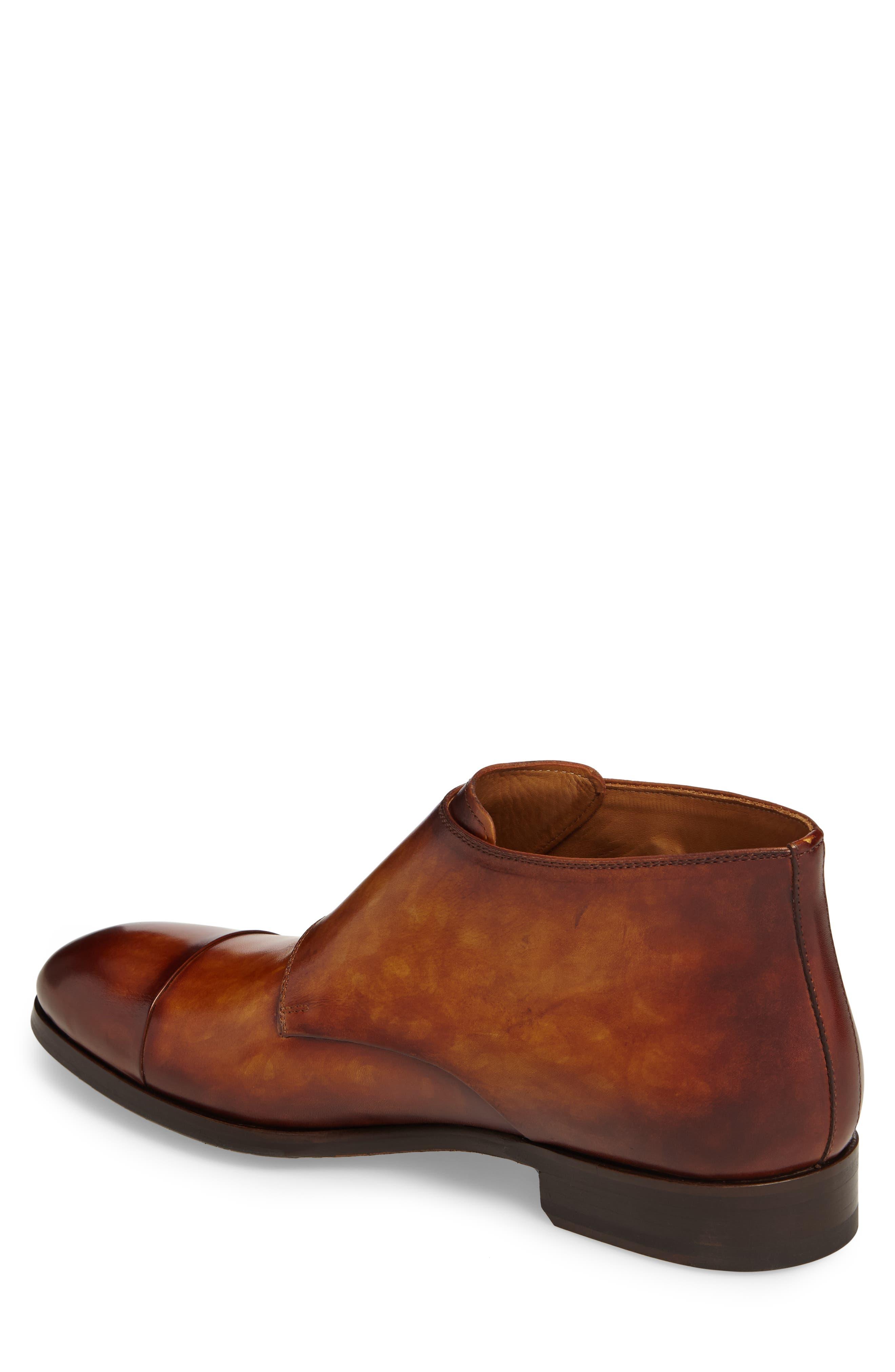 Alternate Image 2  - Magnanni Lavar Double Monk Strap Boot (Men)