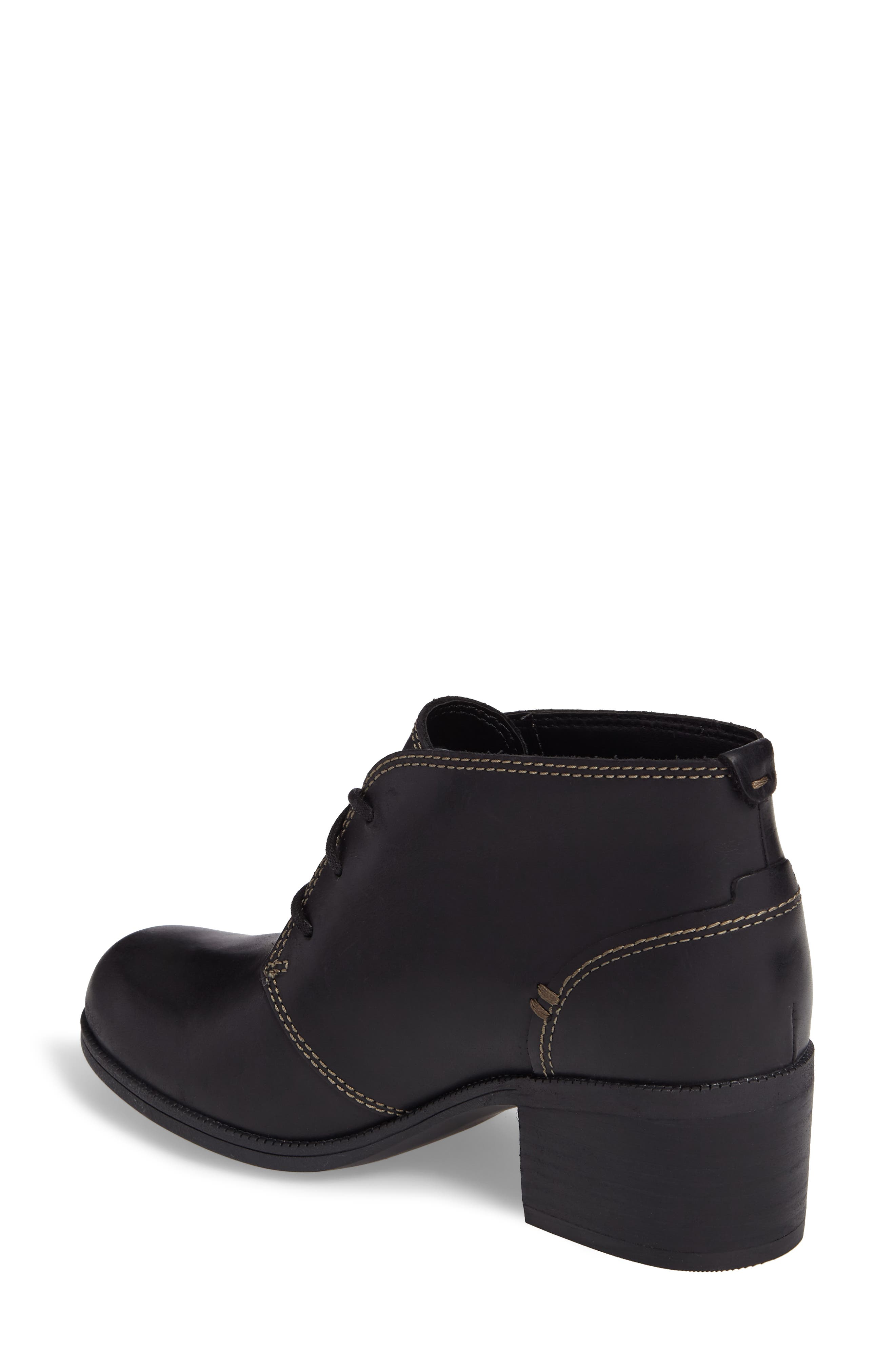 Alternate Image 2  - Clarks® Maypearl Floral Boot (Women)