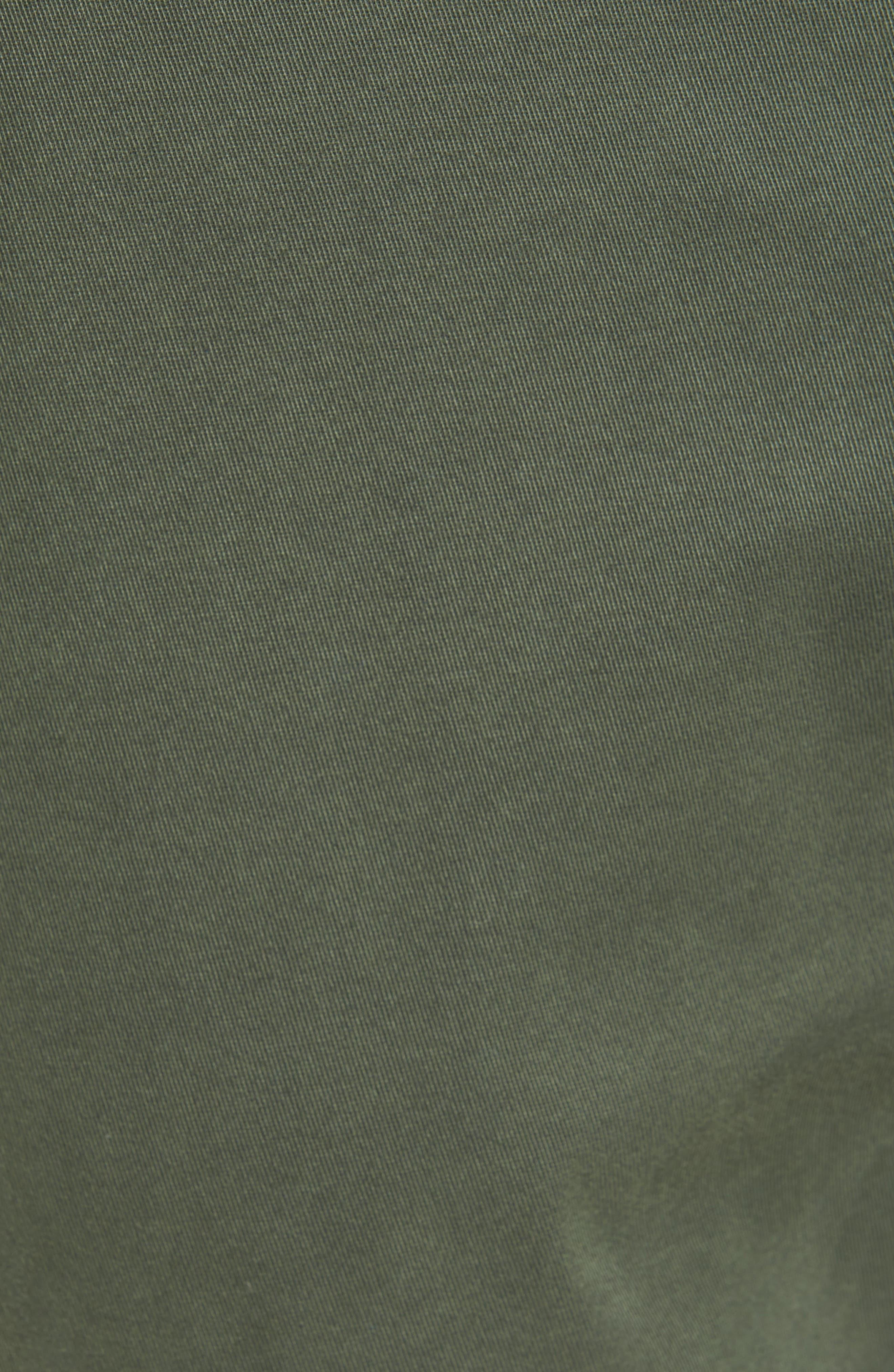 Alternate Image 5  - Michael Bastian Stretch Twill Cargo Pants