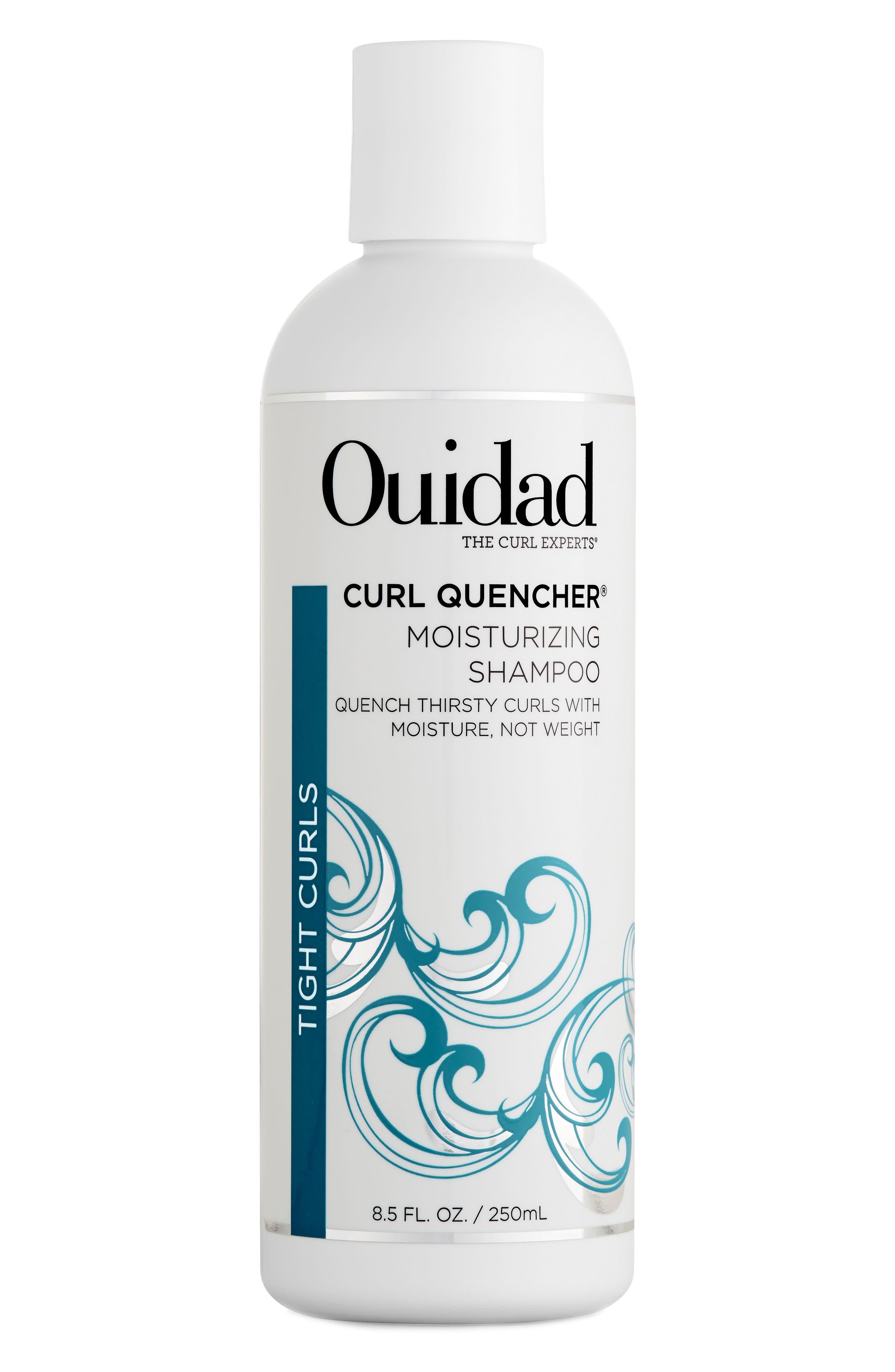 Curl Quencher<sup>®</sup> Moisturizing Shampoo,                             Alternate thumbnail 2, color,                             No Color