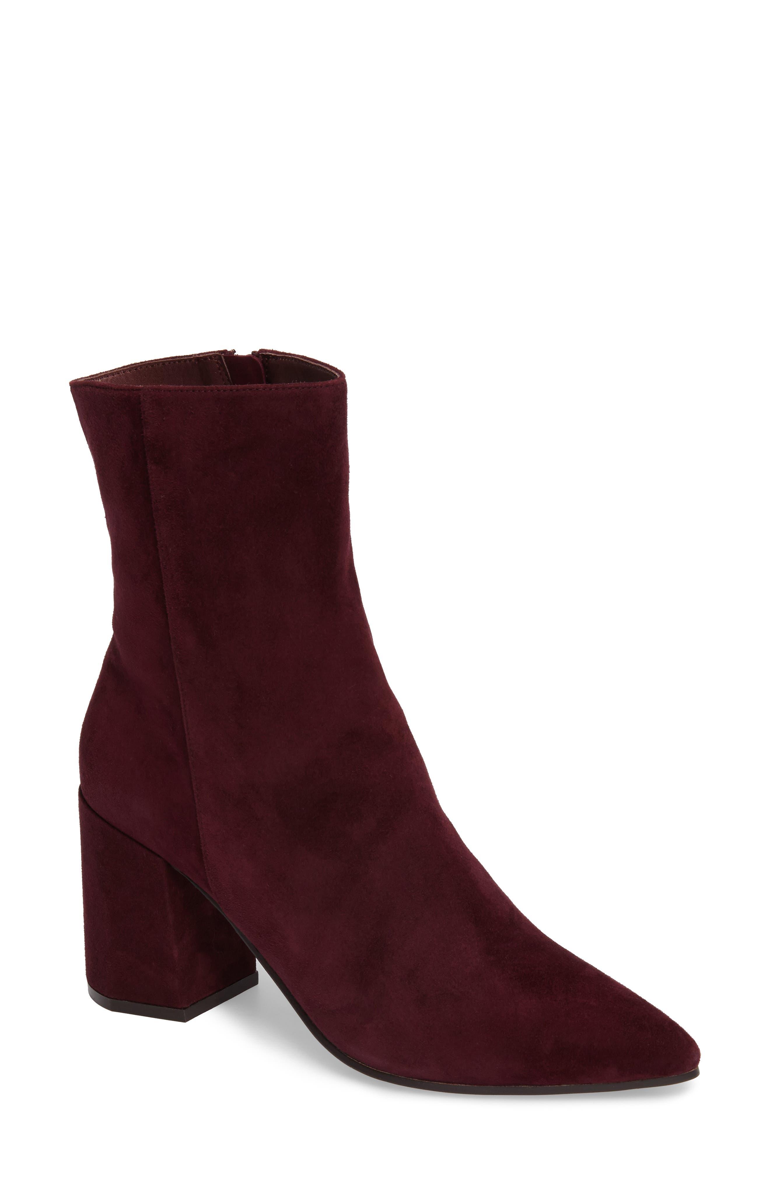Linea Paolo Bobby Pointy Toe Boot (Women)