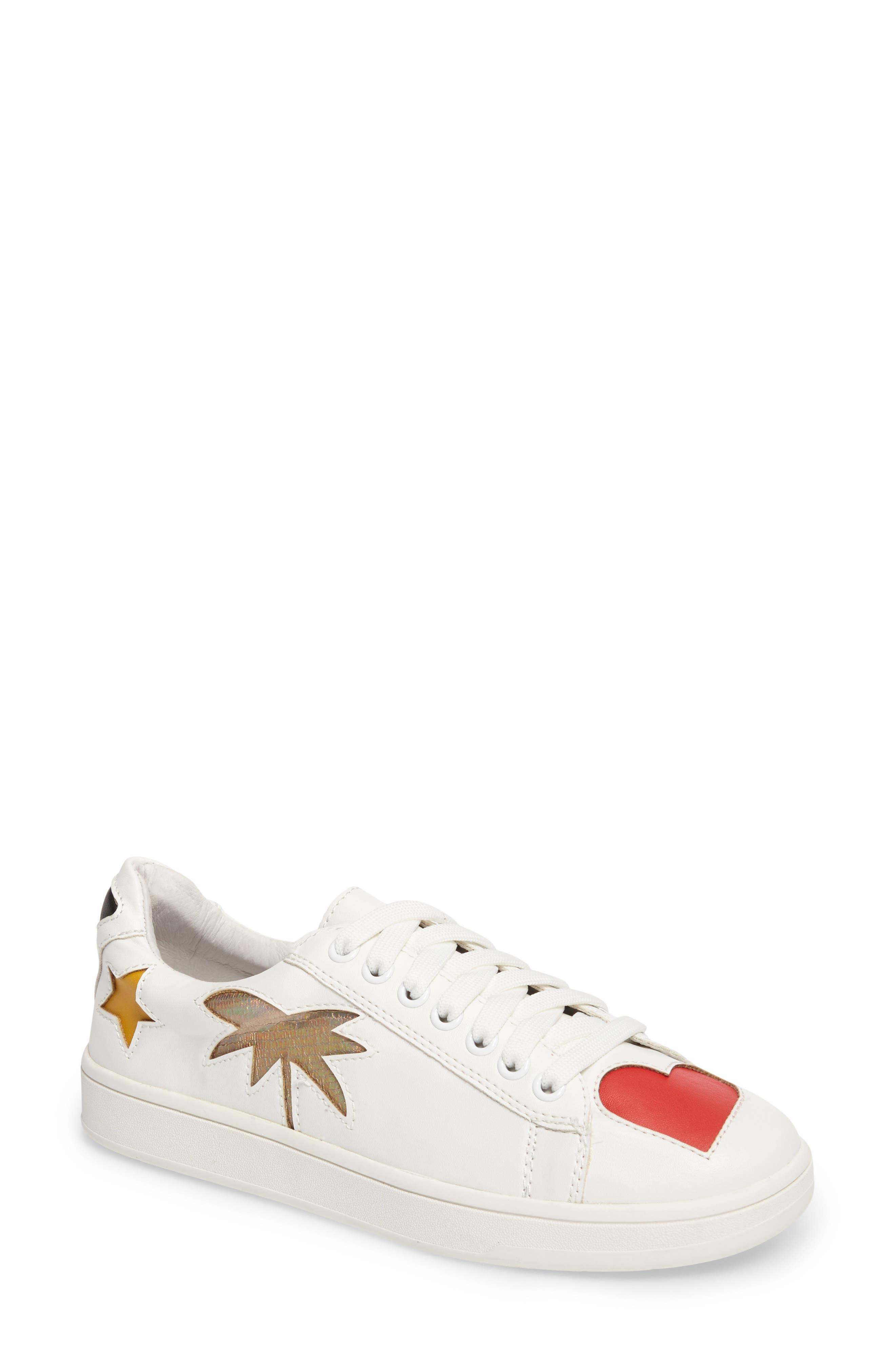 Steve Madden Limit Embellished Sneaker (Women)