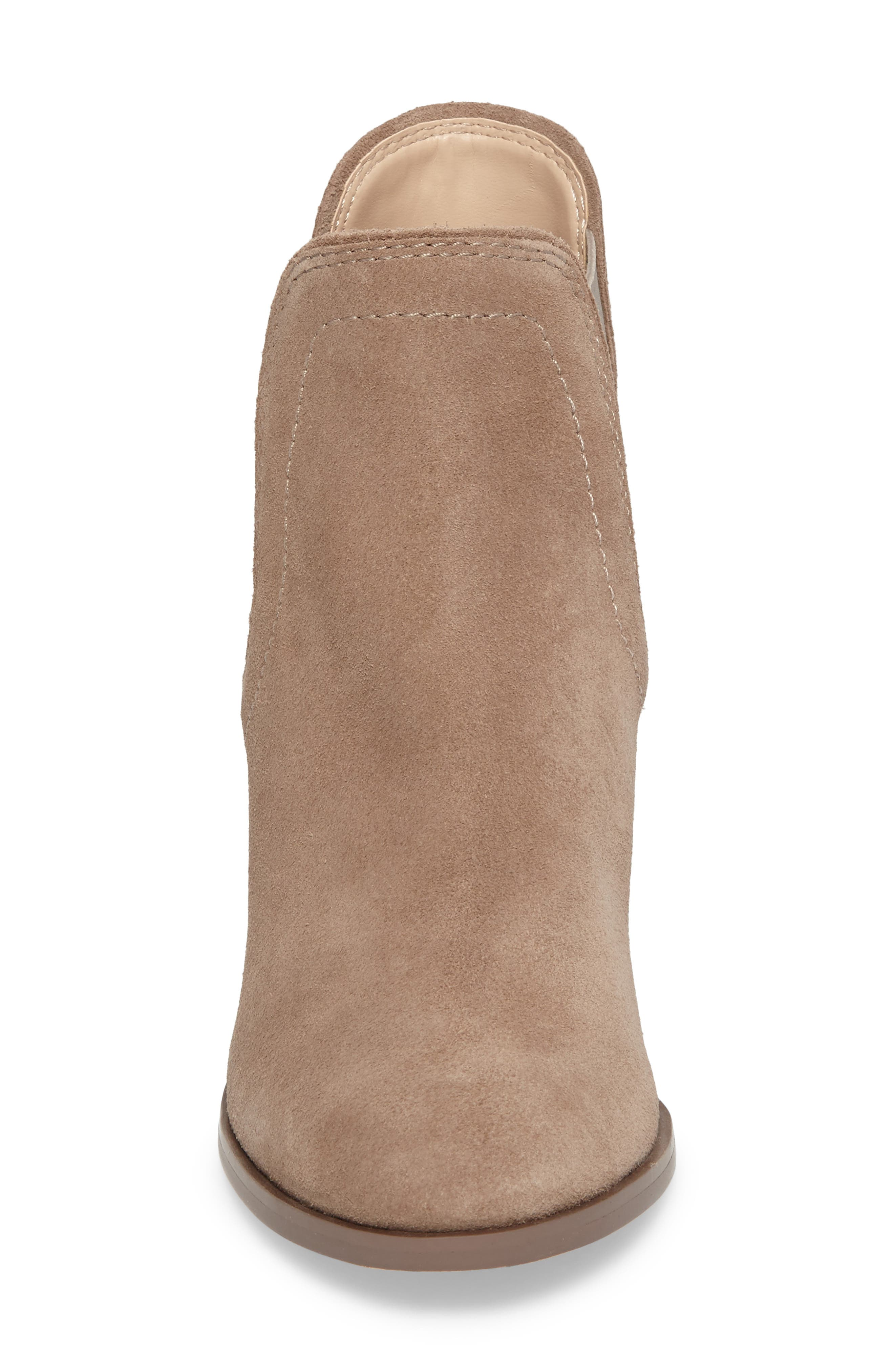 Carrillo Bootie,                             Alternate thumbnail 4, color,                             Taupe