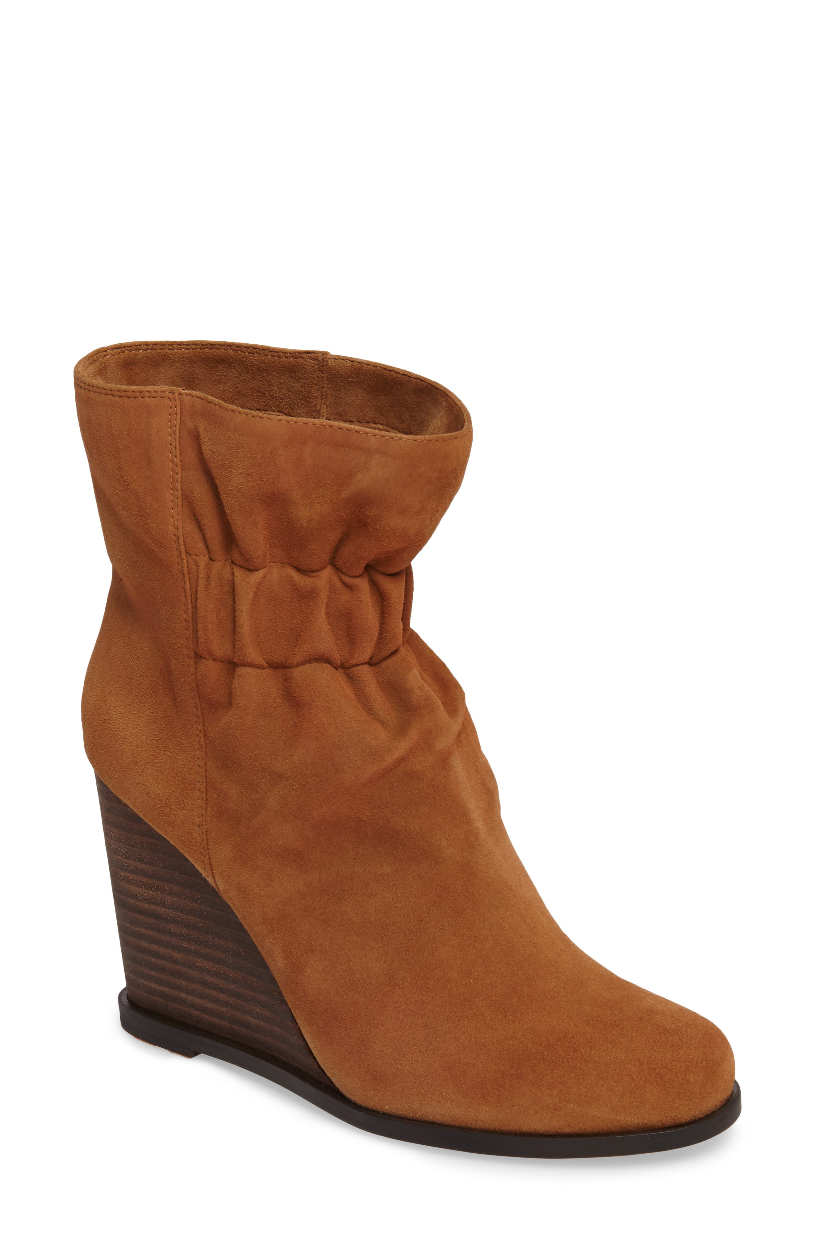 Main Image - Splendid Rebecca Wedge Bootie (Women)