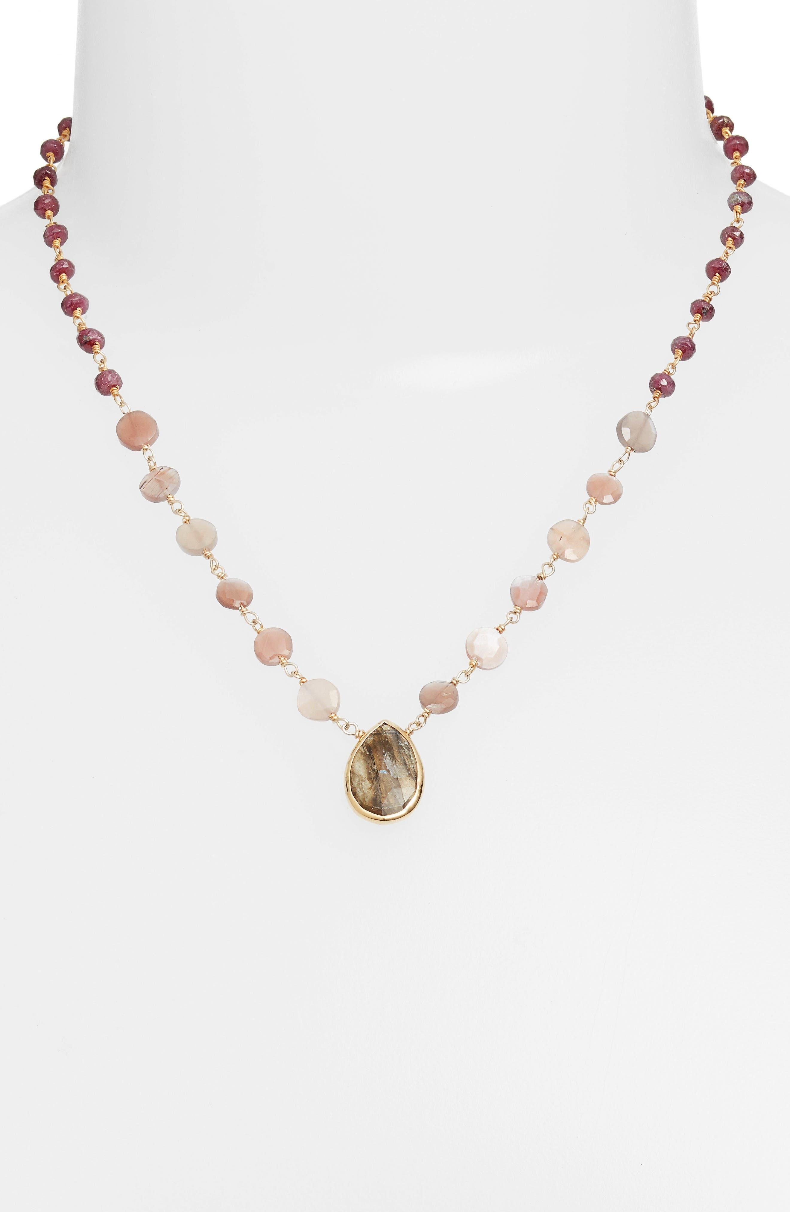 Main Image - ela rae Ara Collar Necklace