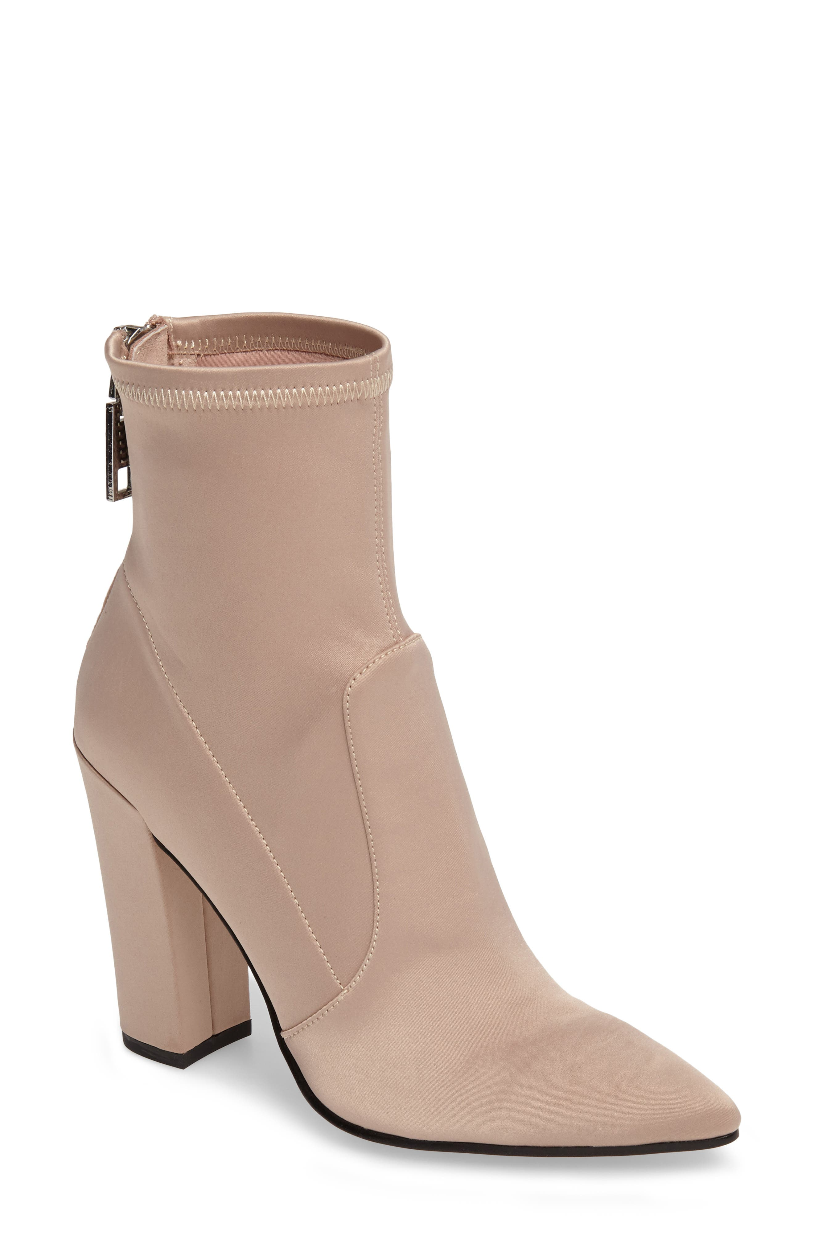 Dolce Vita Elana Stretch Sock Bootie (Women)