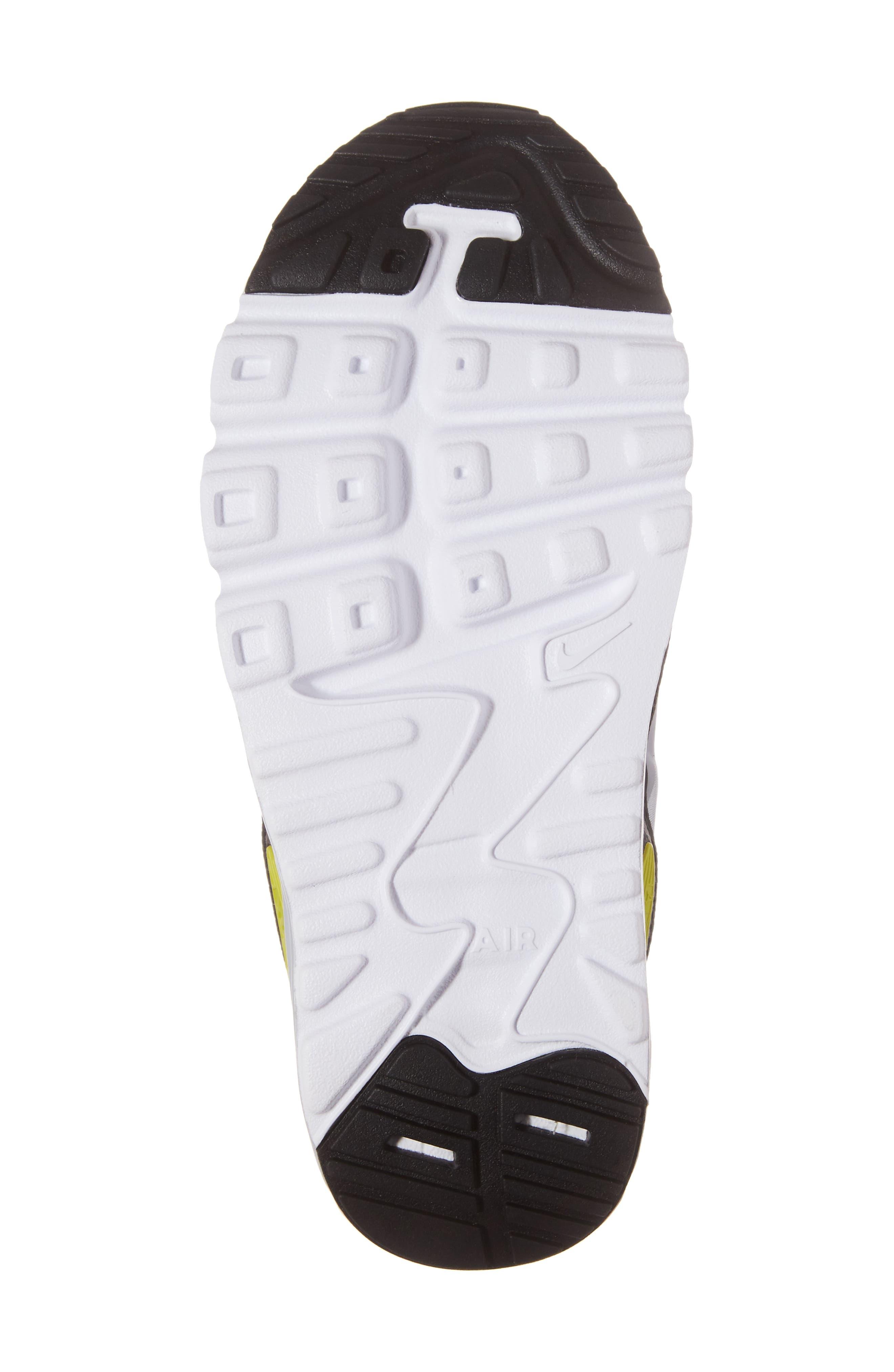 Alternate Image 6  - Nike Air Max Tiny 90 Sneaker (Baby, Walker, Toddler & Little Kid)