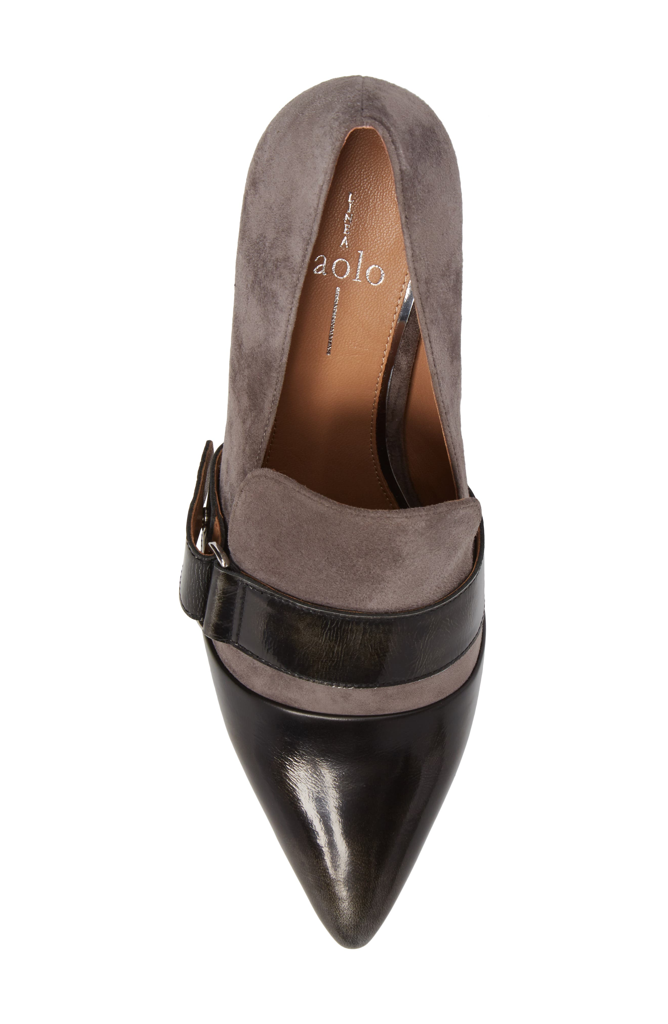 Alternate Image 5  - Linea Paolo Casidy Buckle Pump (Women)