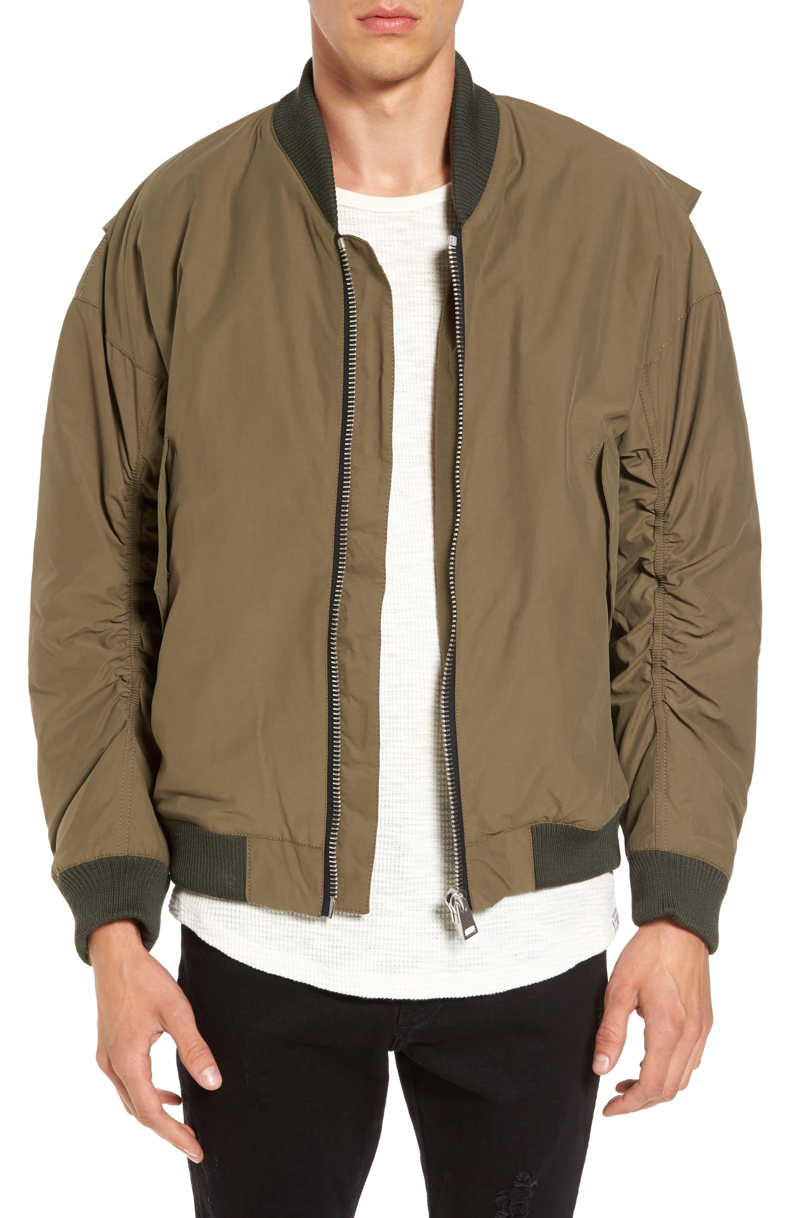 Represent Classic Bomber Jacket