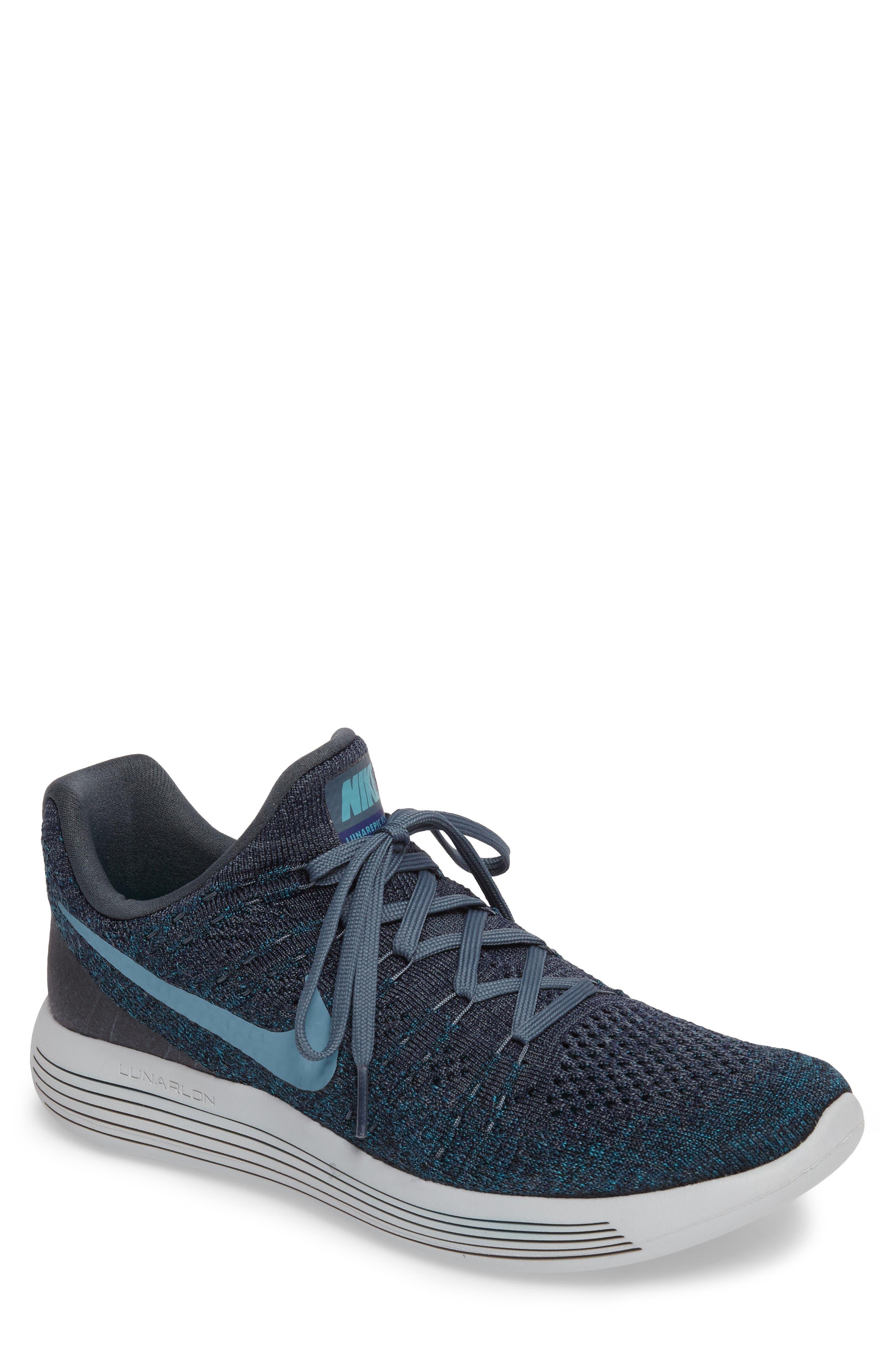 Nike Flyknit 2 LunarEpic Running Shoe (Men)