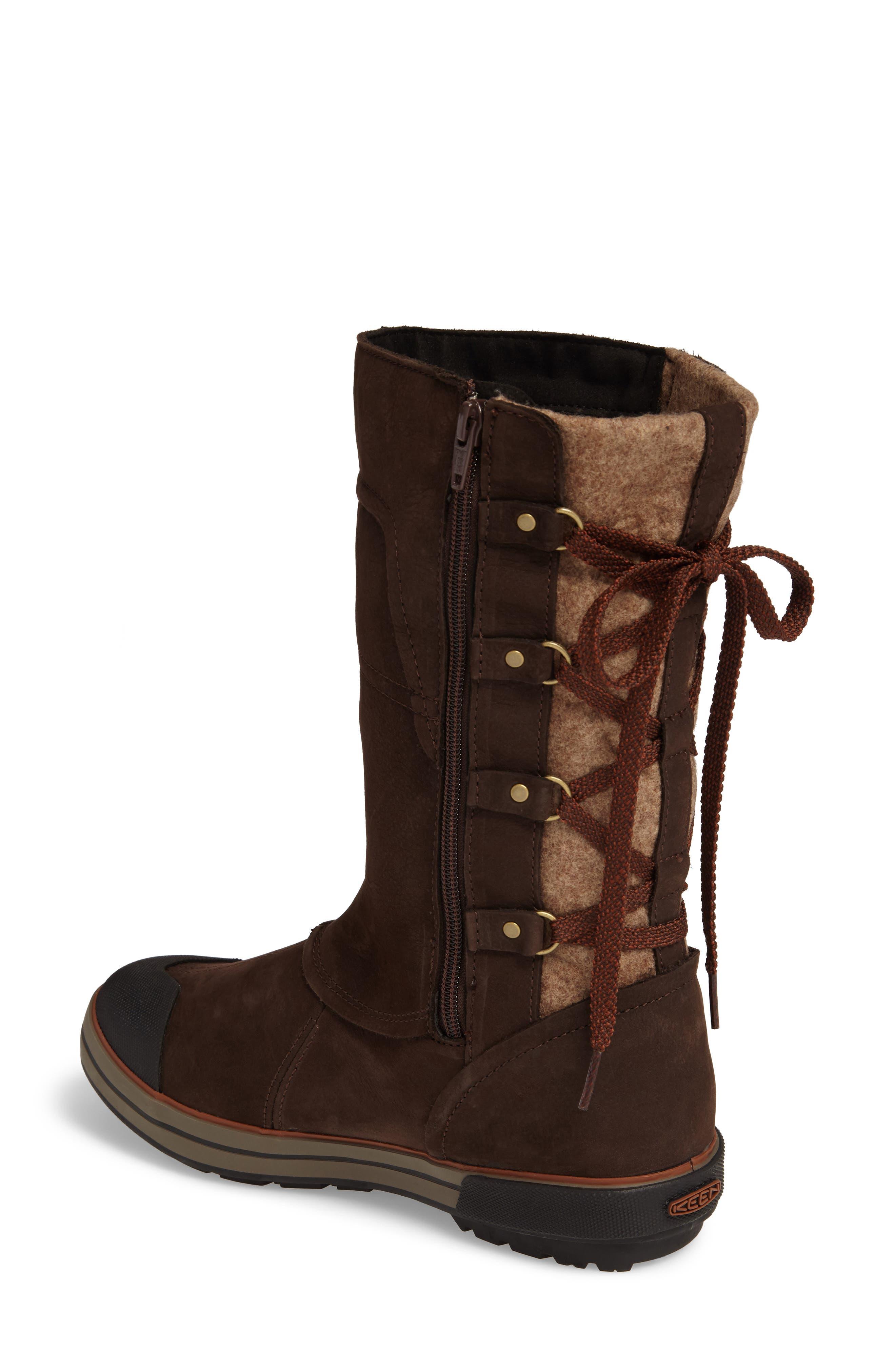 Alternate Image 2  - Keen Elsa Premium Tall Waterproof Boot (Women)