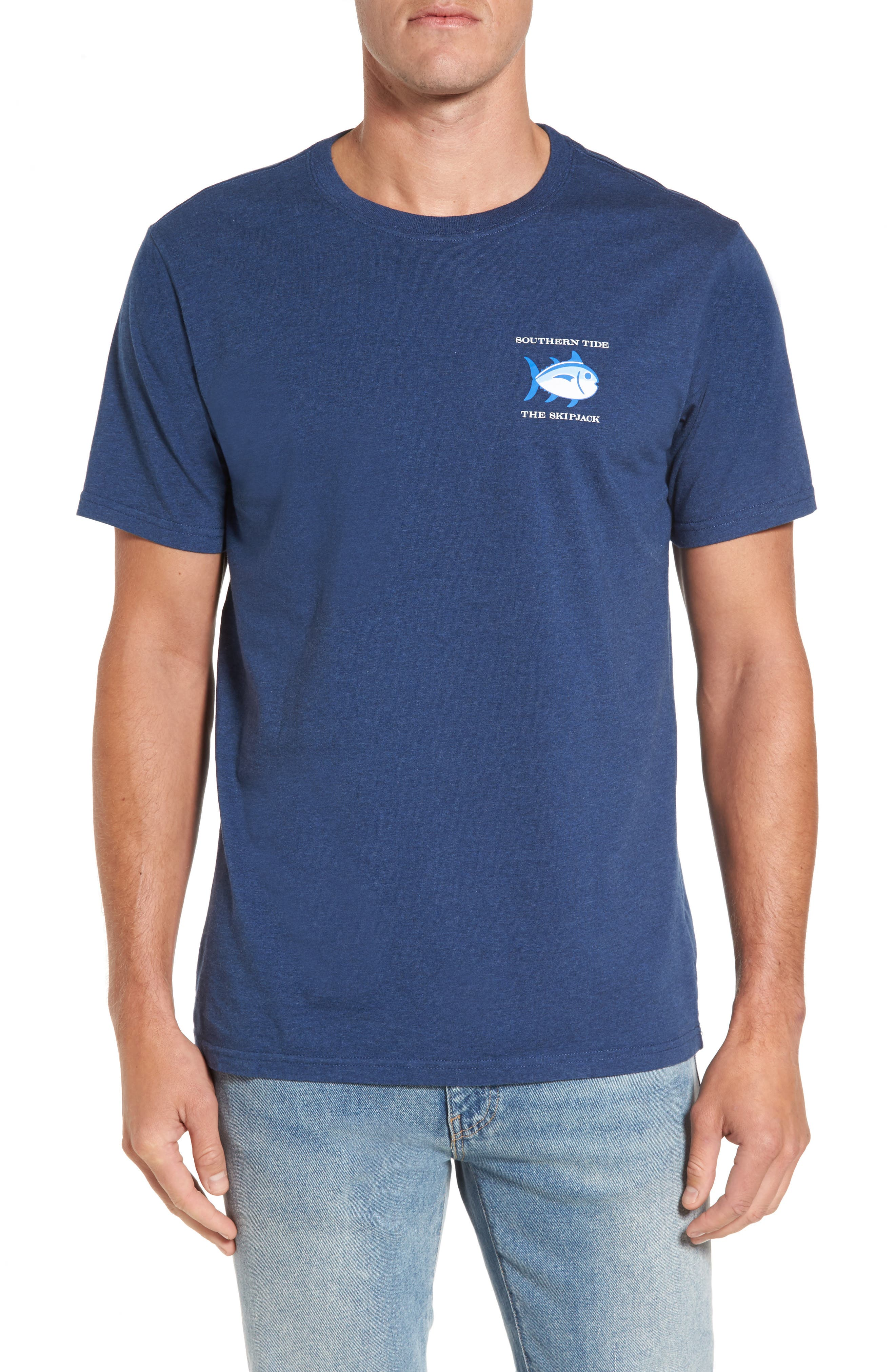 Main Image - Southern Tide Original Graphic T-Shirt