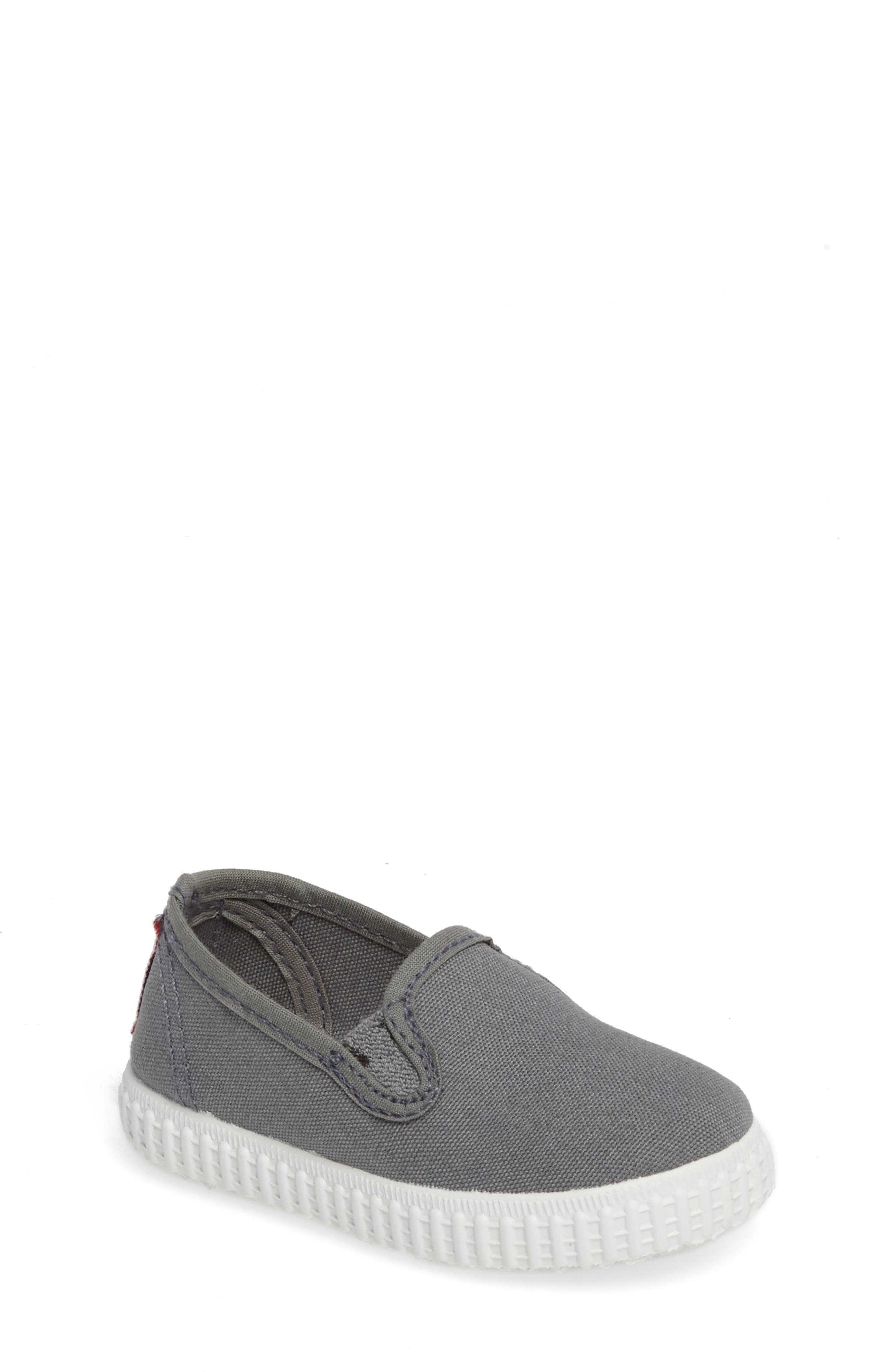 Cienta Slip-On Sneaker (Baby, Walker, Toddler & Little Kid)