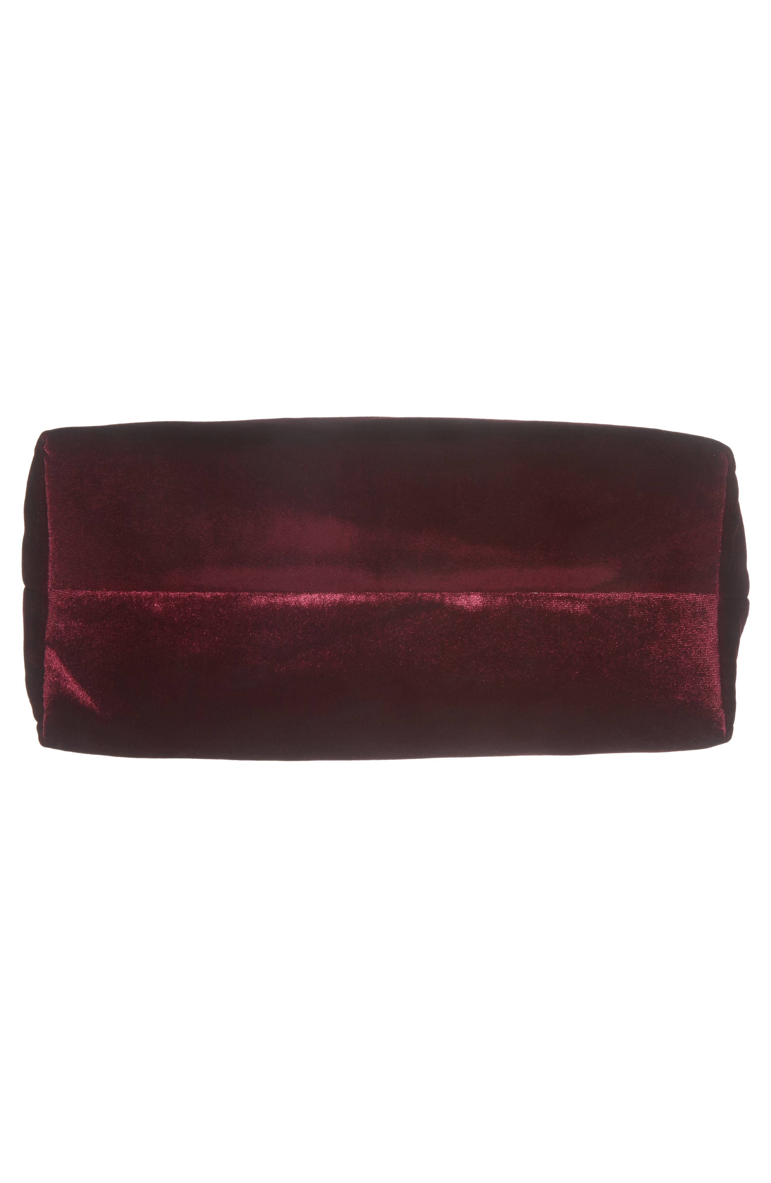 Alternate Image 5  - Ted Baker London Cena Bow Velvet Clutch