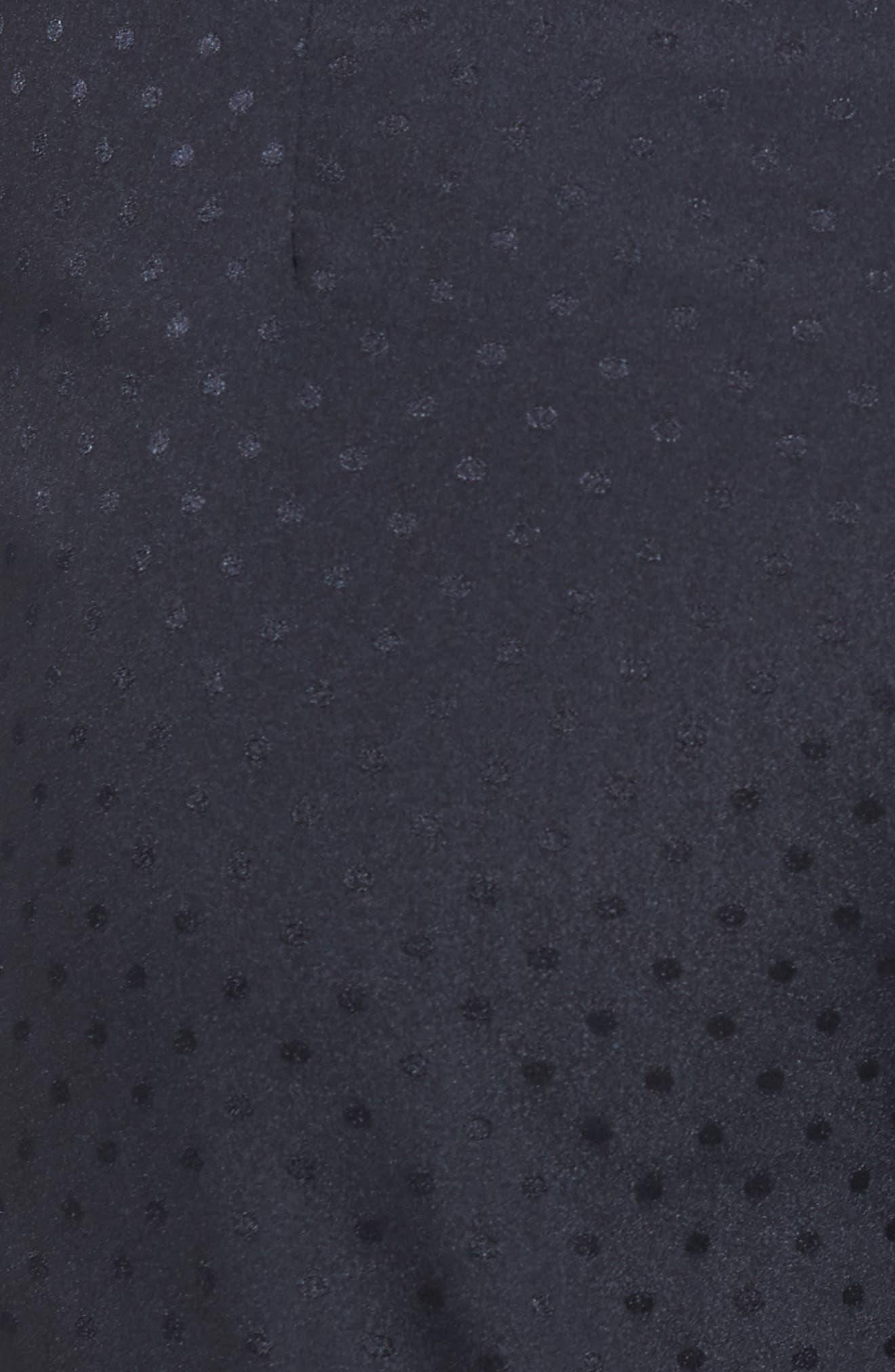Alternate Image 5  - Willow & Clay Tonal Dot Slim Pants