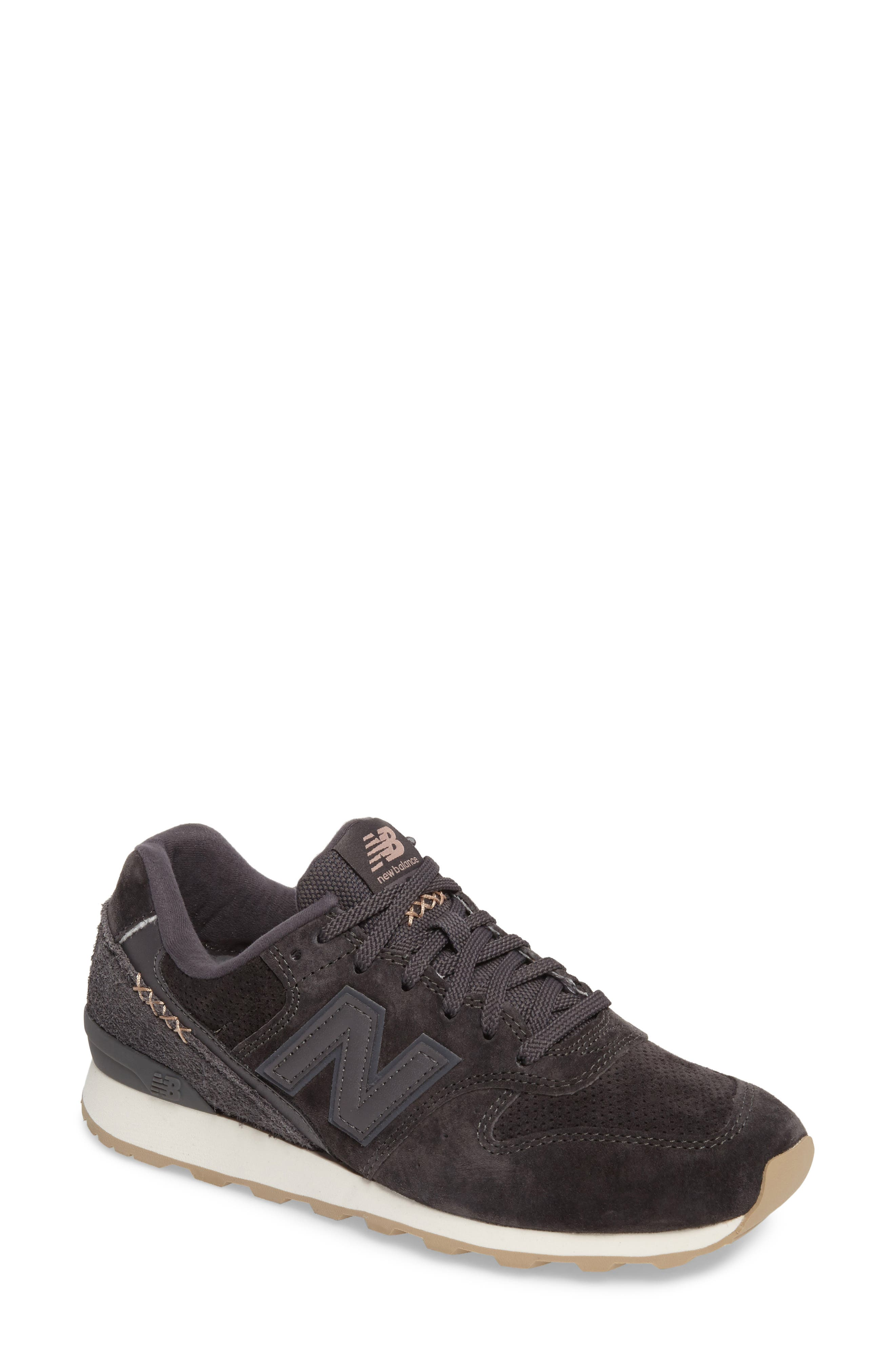 Alternate Image 1 Selected - New Balance 696 Sneaker (Women)