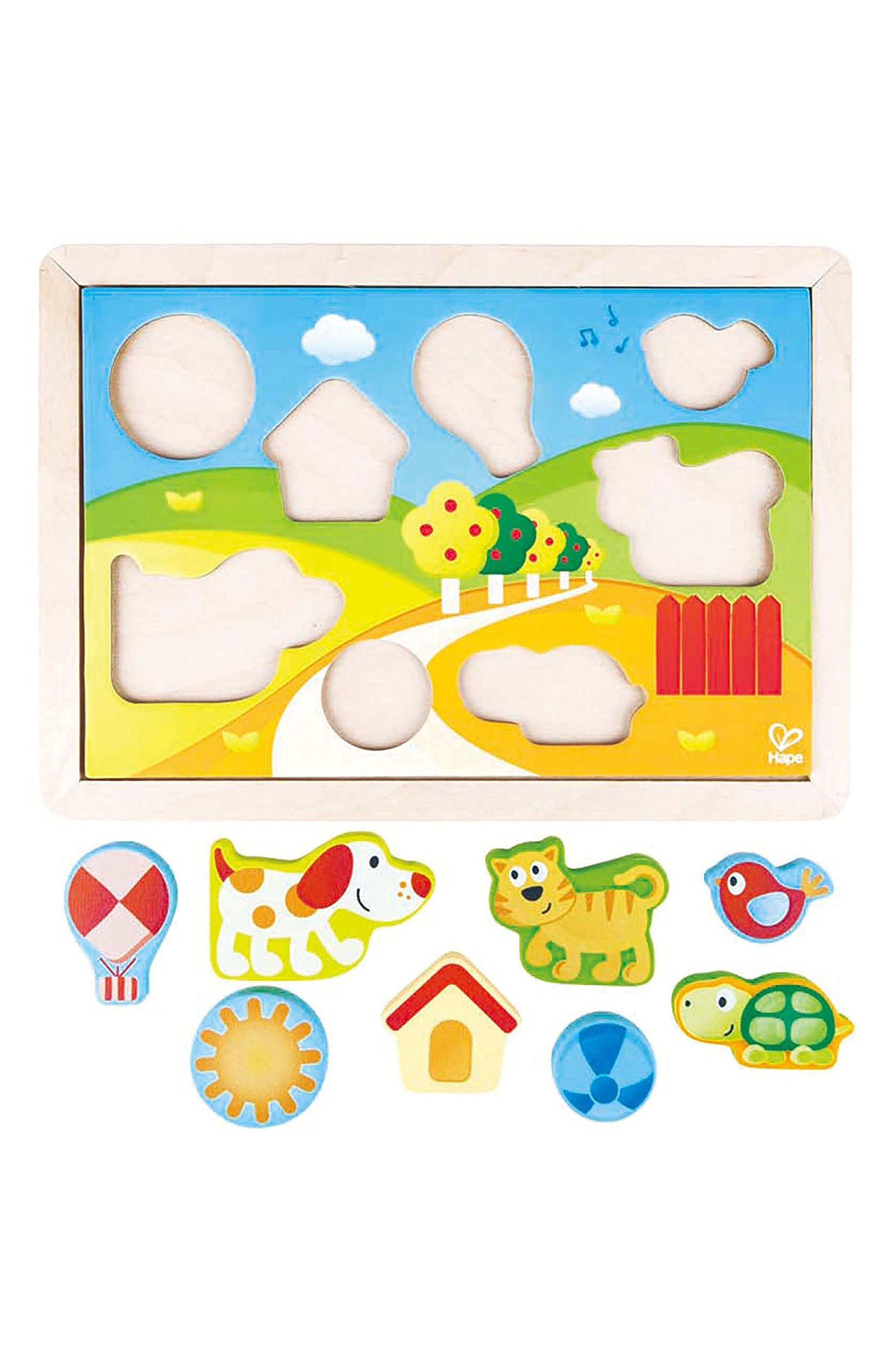 Sunny Valley 3-in-1 Puzzle,                             Alternate thumbnail 3, color,                             Multi