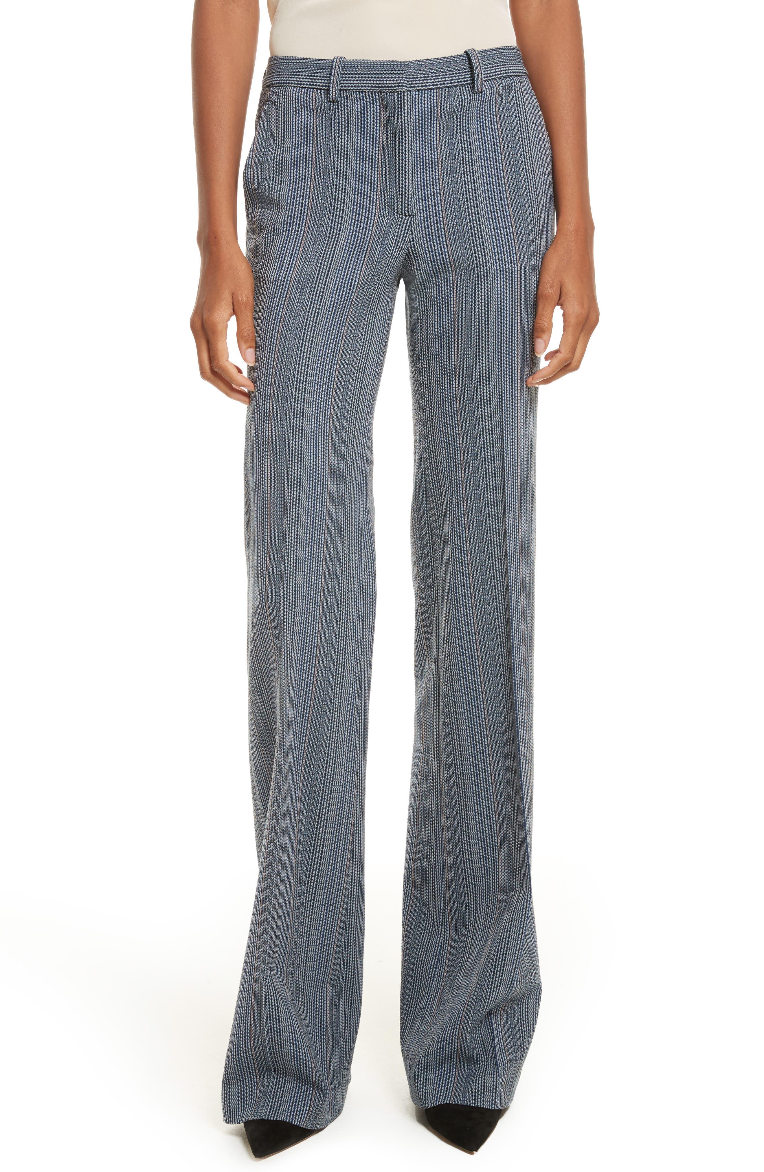 Theory Demitria 2 Eldora Stripe Pants