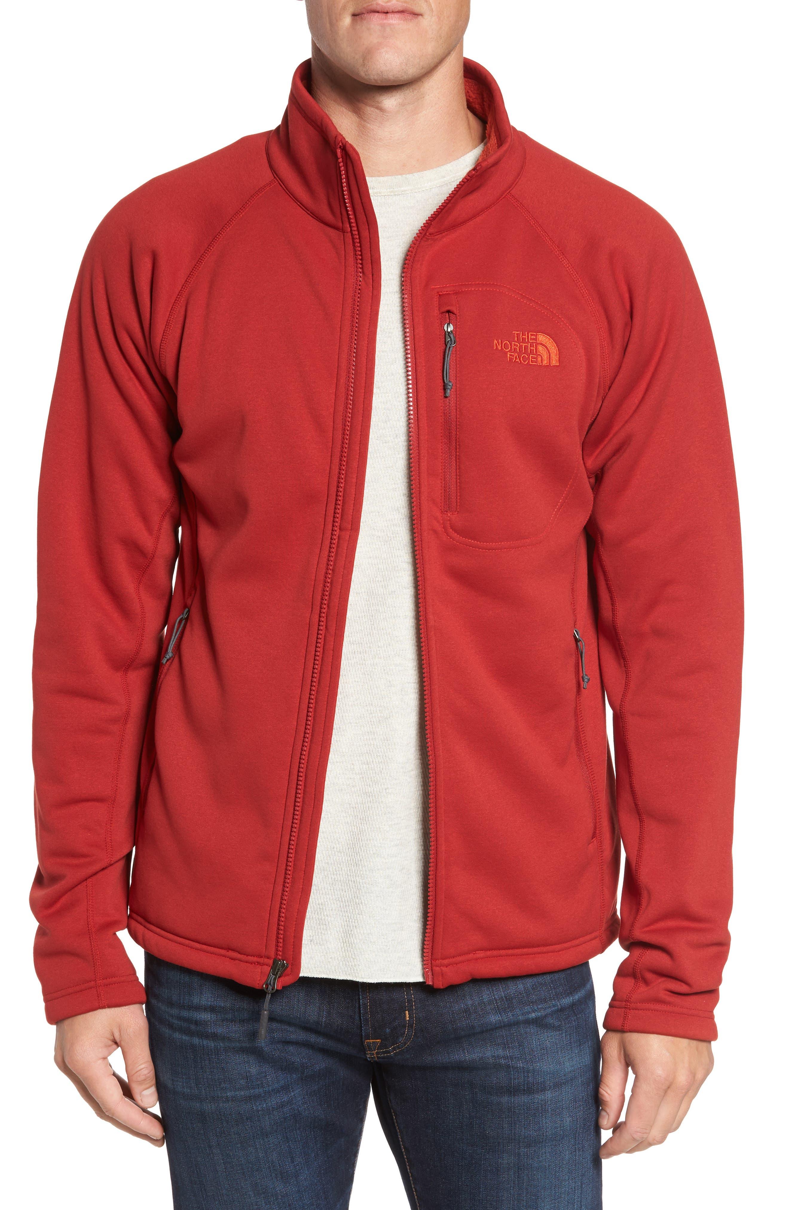 Main Image - The North Face Timber Zip Jacket