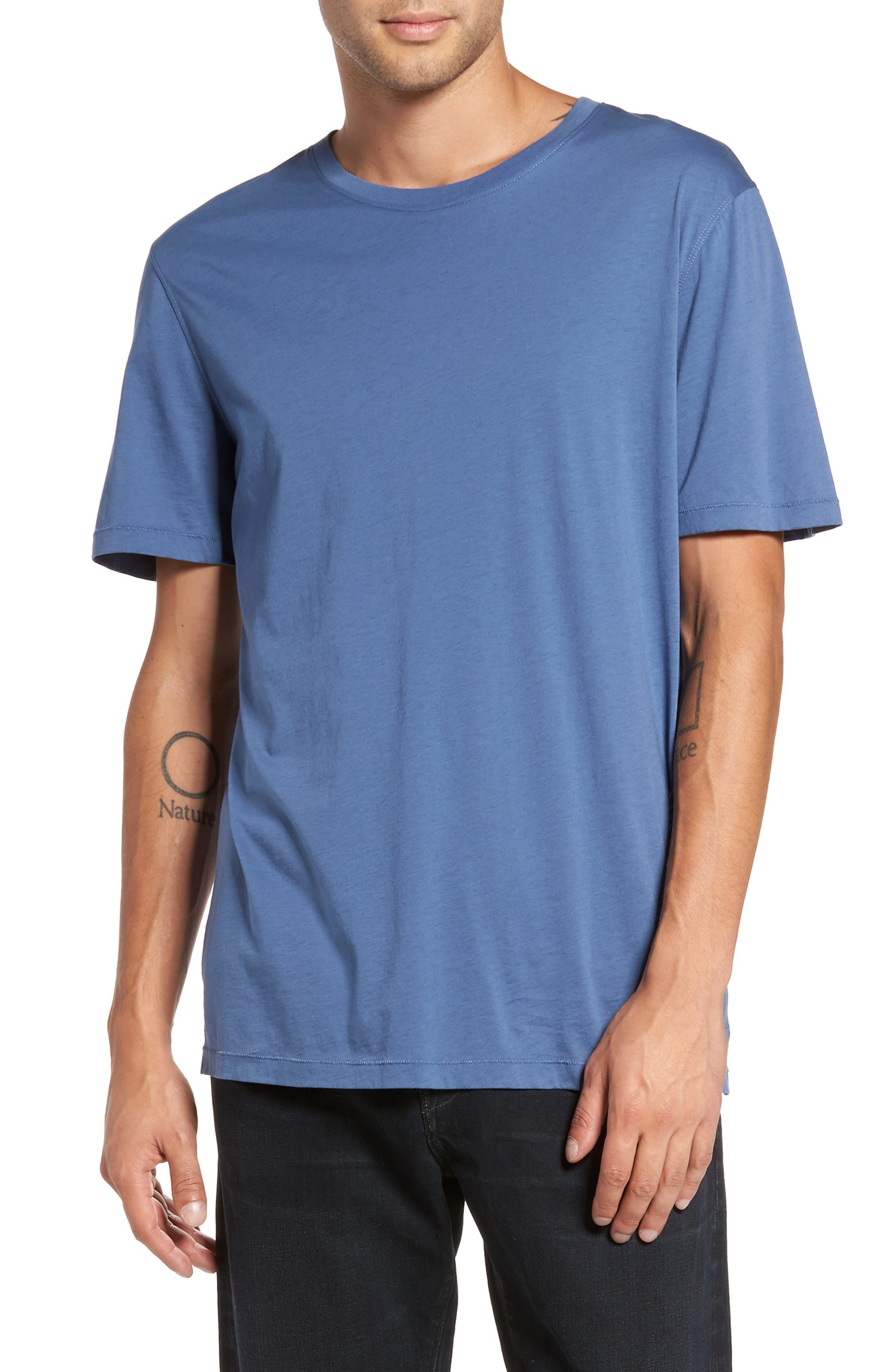 Alternate Image 1 Selected - Vince Regular Fit Crewneck T-Shirt