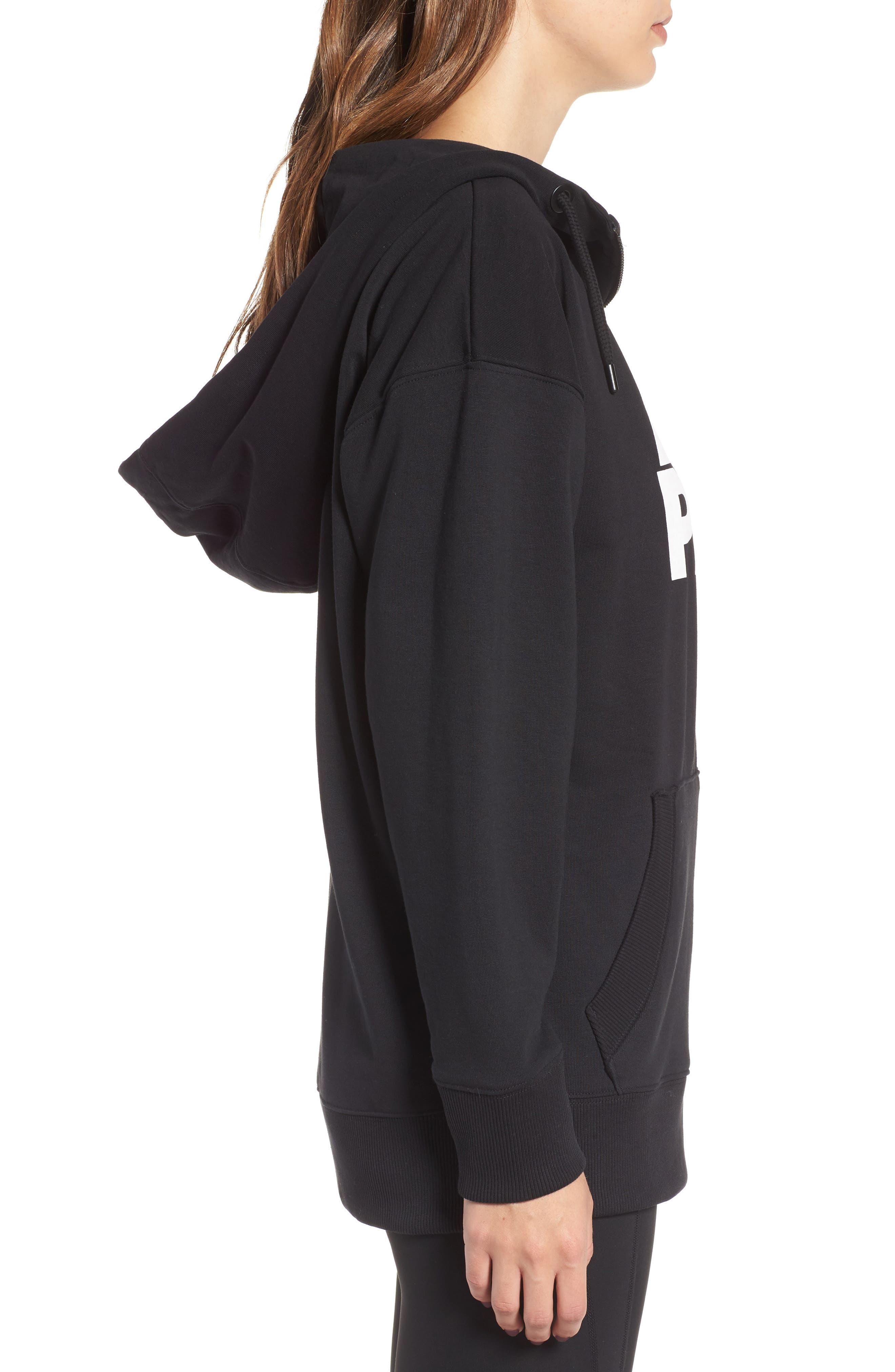 Alternate Image 3  - IVY PARK® Logo Zip Hoodie