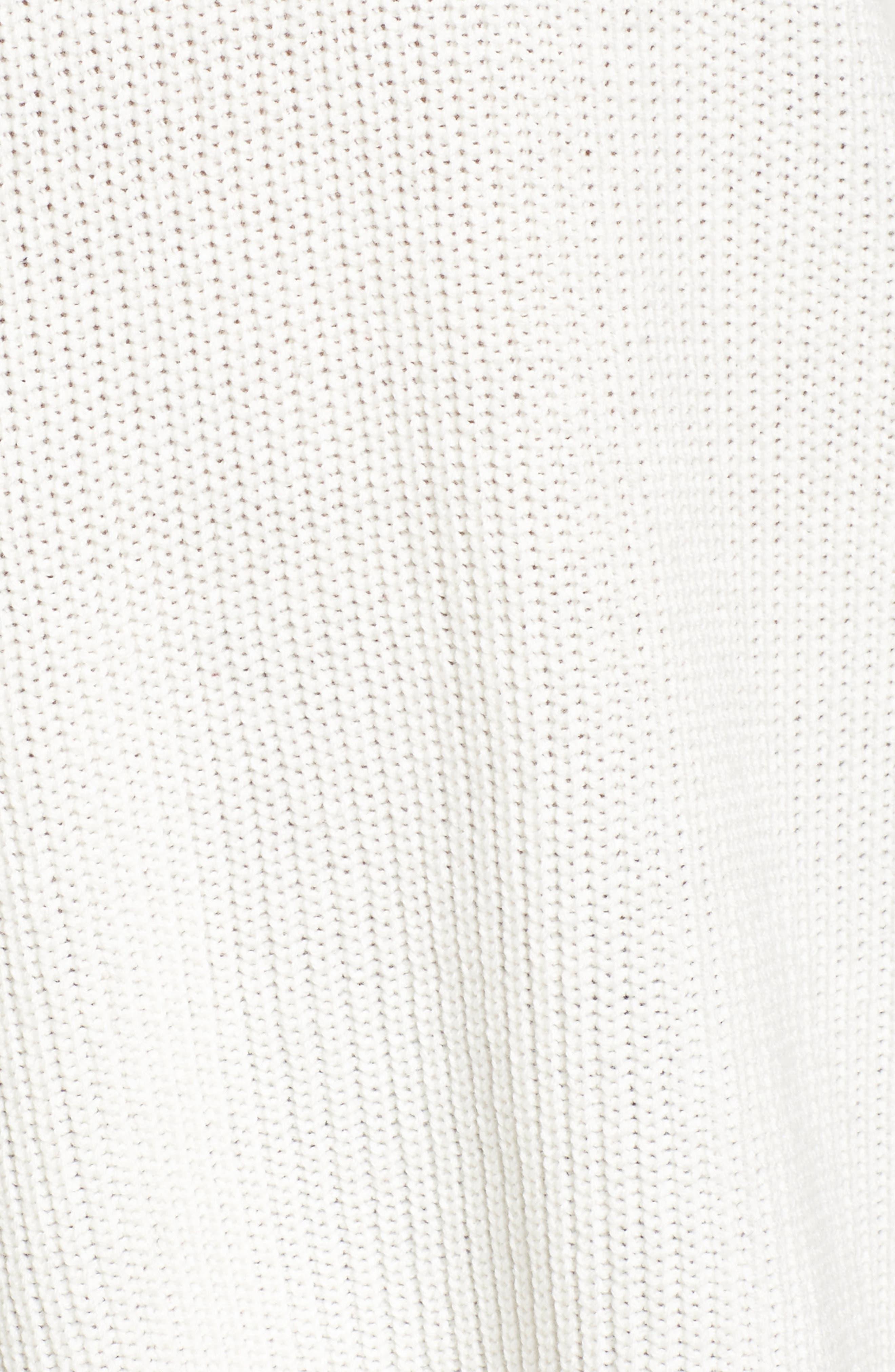 Alternate Image 5  - Chaus Colorblock Cowl Neck Sweater