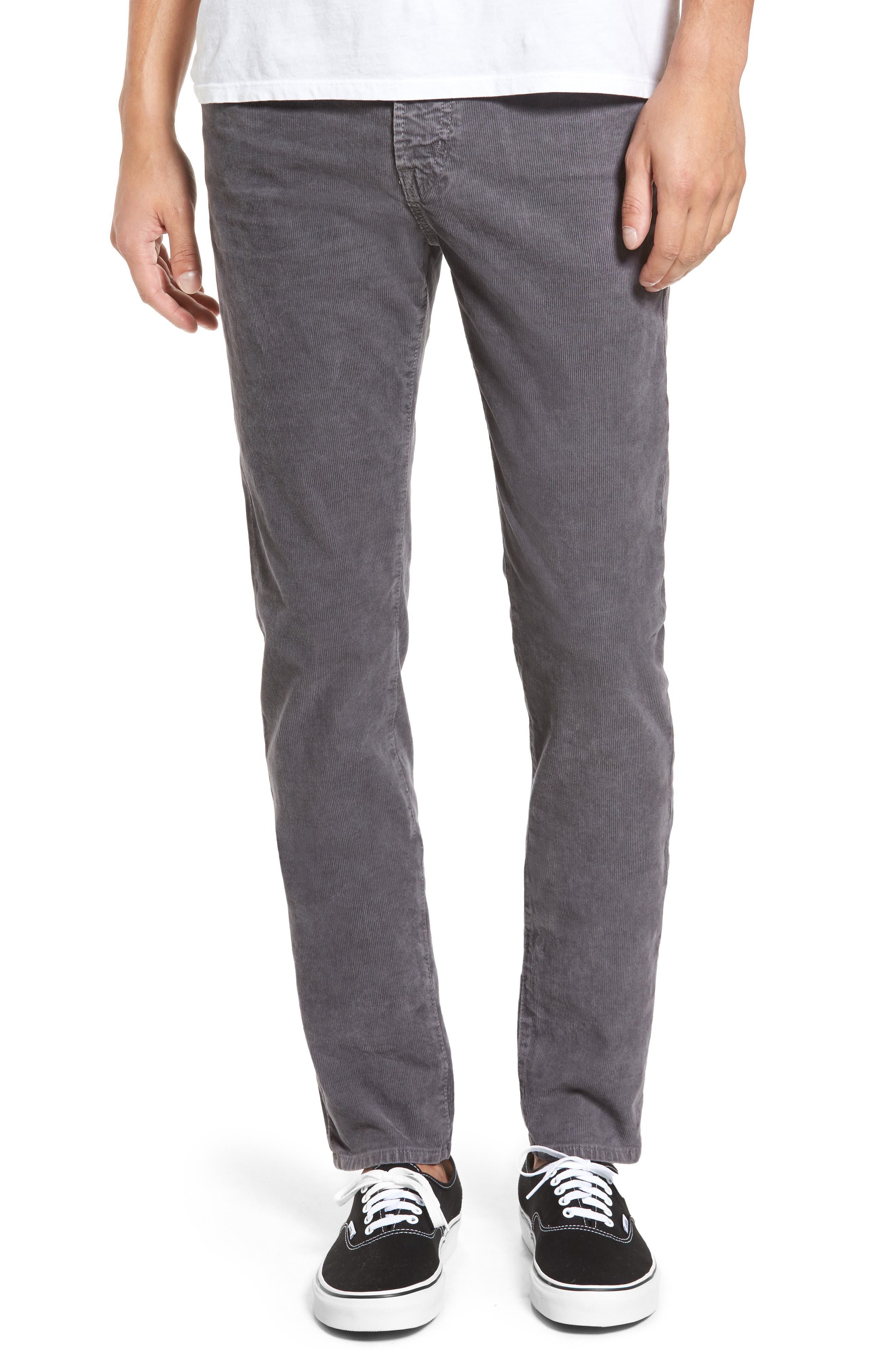 AG Dylan Skinny Fit Corduroy Pants