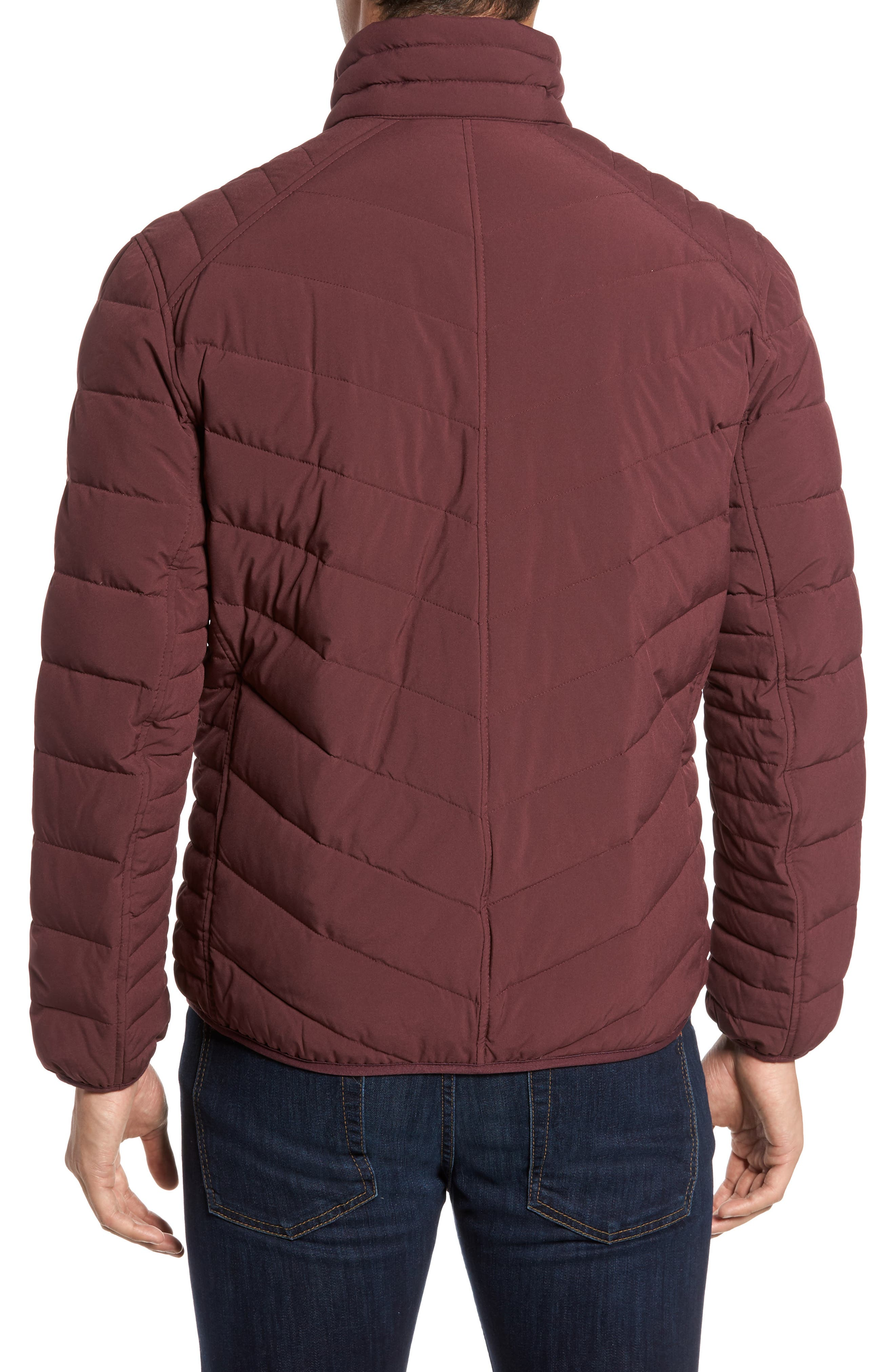Alternate Image 2  - Marc New York Stretch Packable Down Jacket
