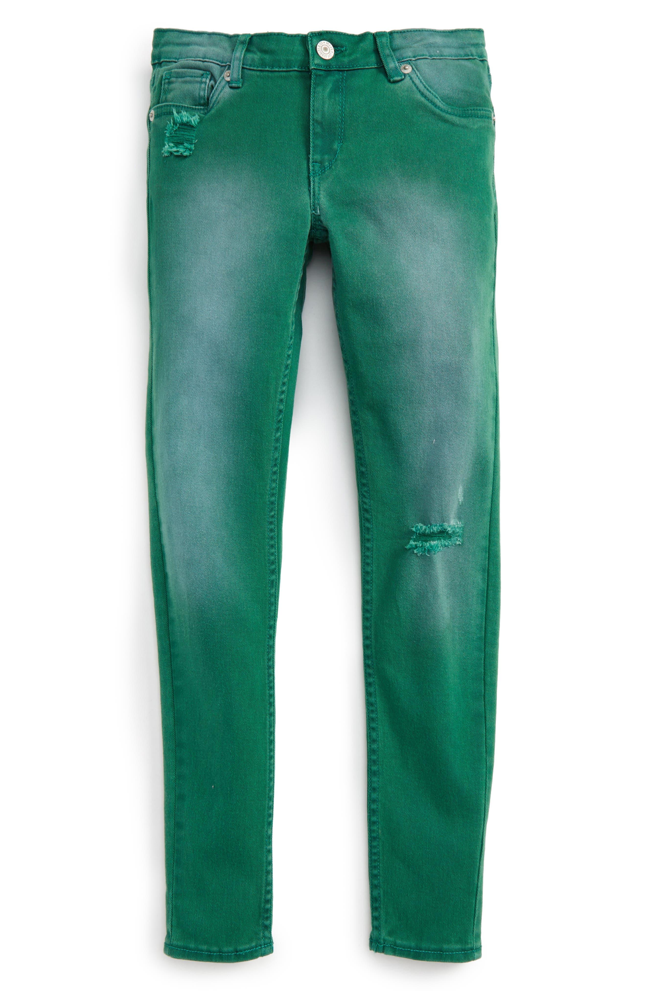 Levi's® 710™ Super Skinny Jeans (Big Girls)