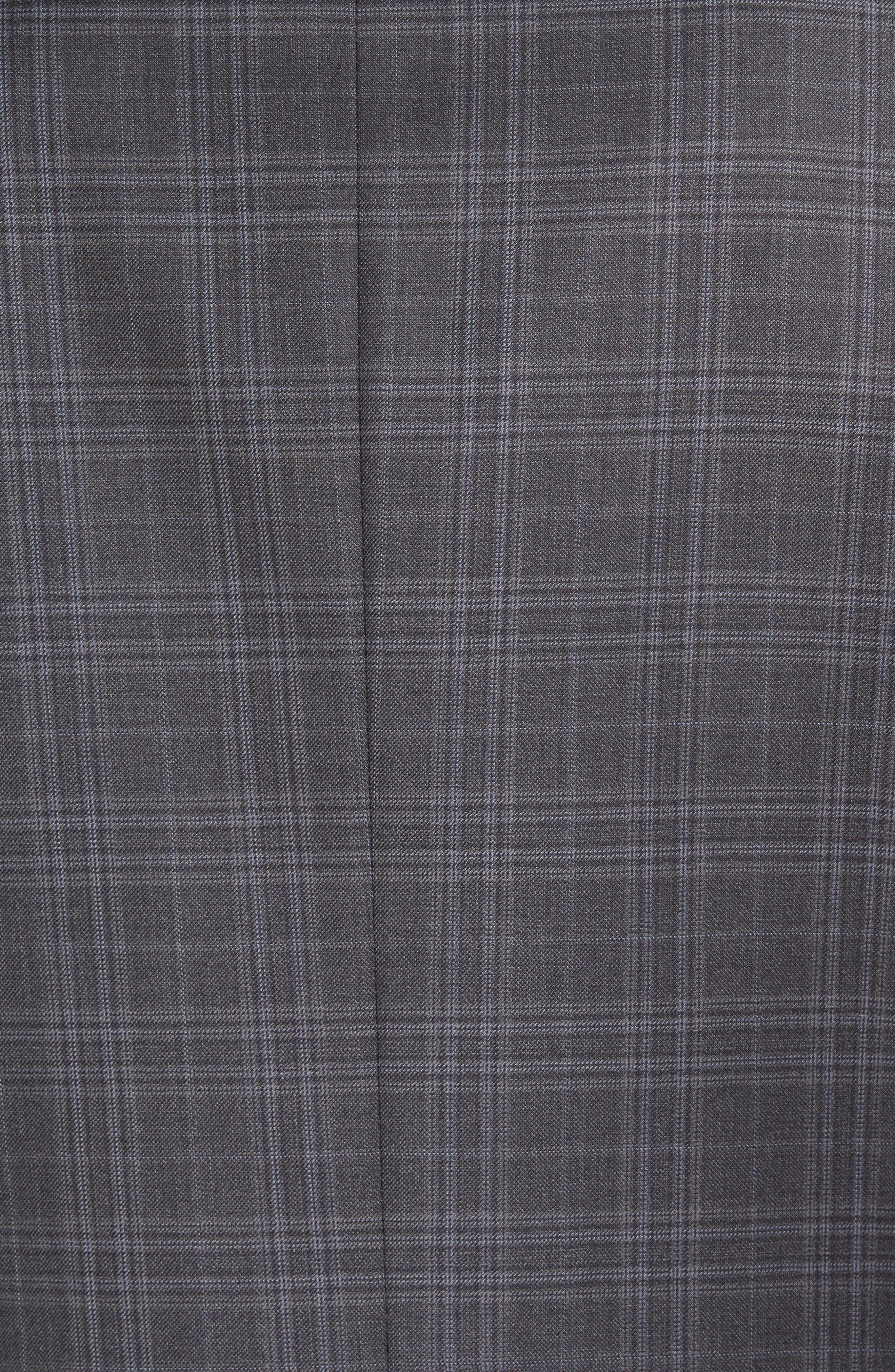 Alternate Image 5  - Peter Millar Flynn Classic Fit Plaid Wool Sport Coat