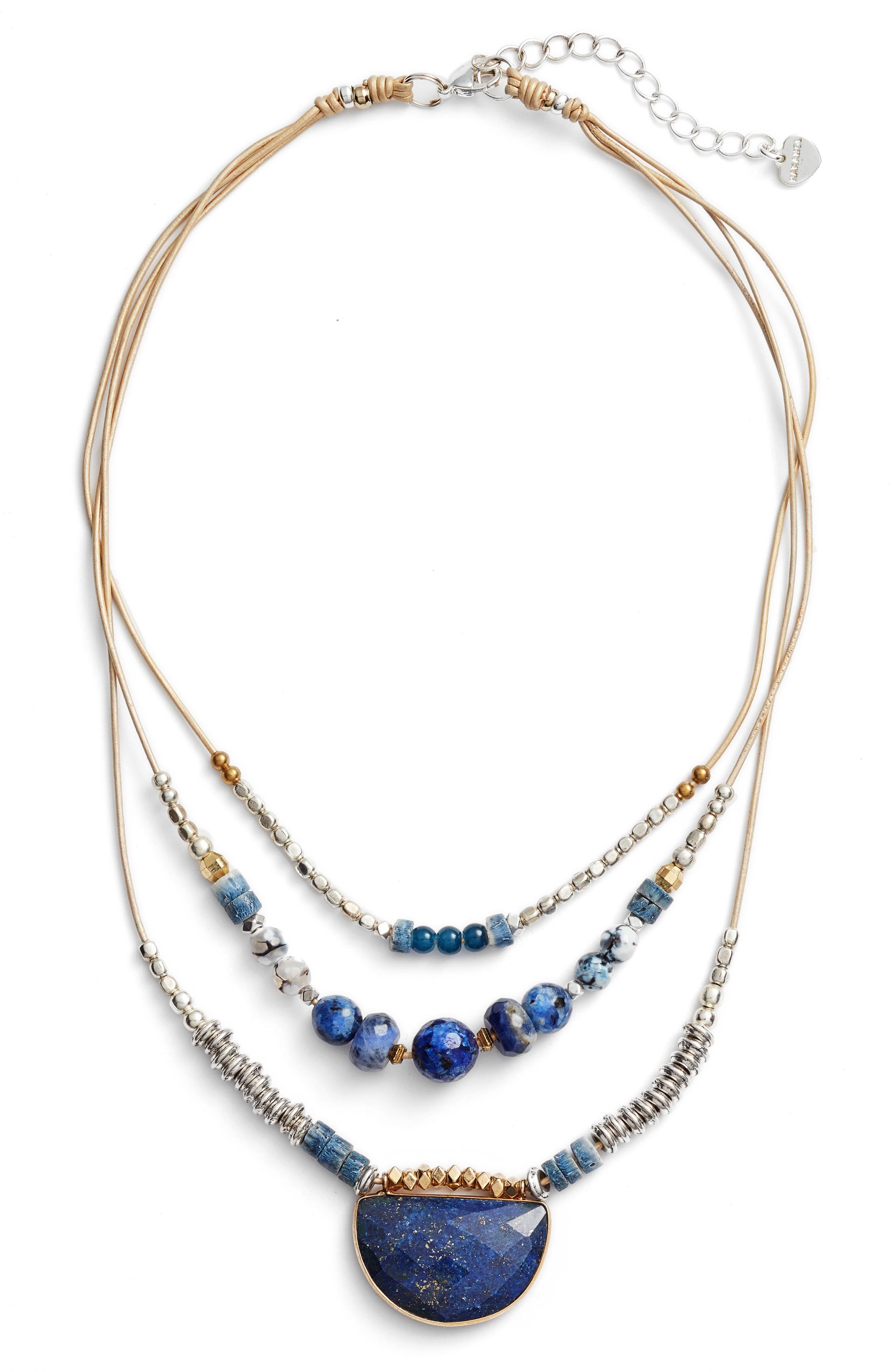 Alternate Image 2  - Nakamol Design Multilayered Necklace