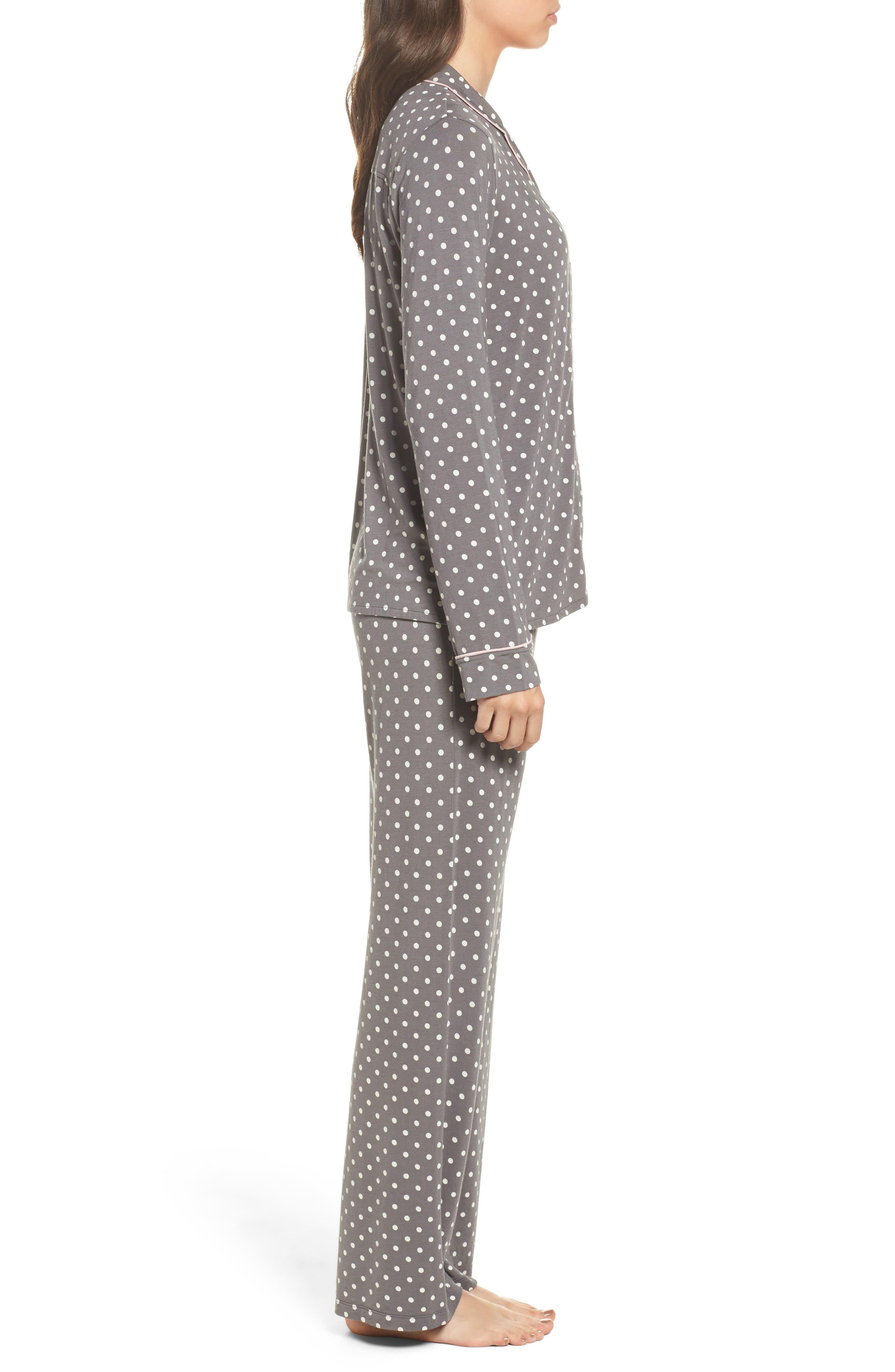 Alternate Image 3  - PJ Salvage Long Pajamas