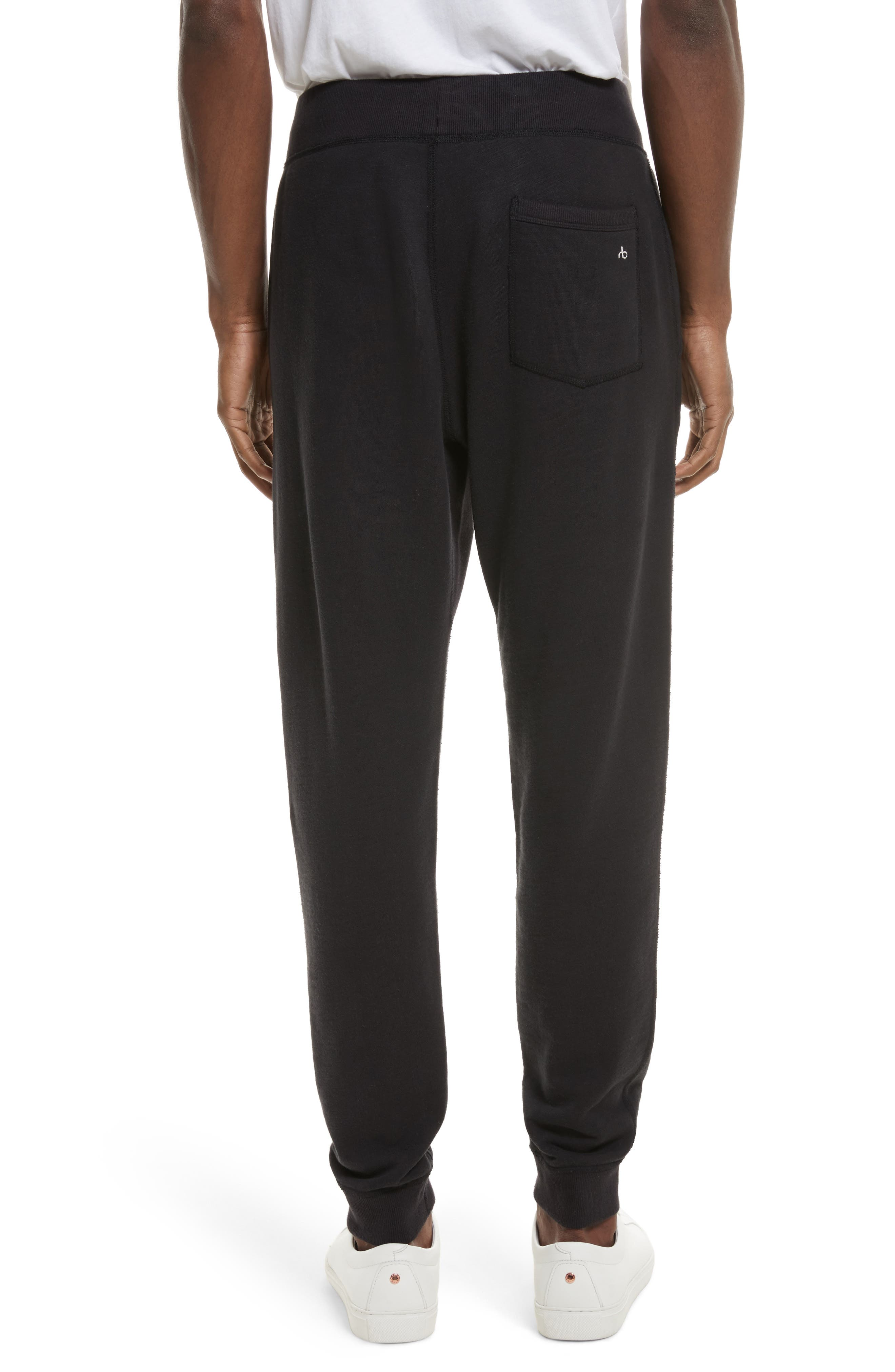 Standard Issue Sweatpants,                             Alternate thumbnail 2, color,                             Black