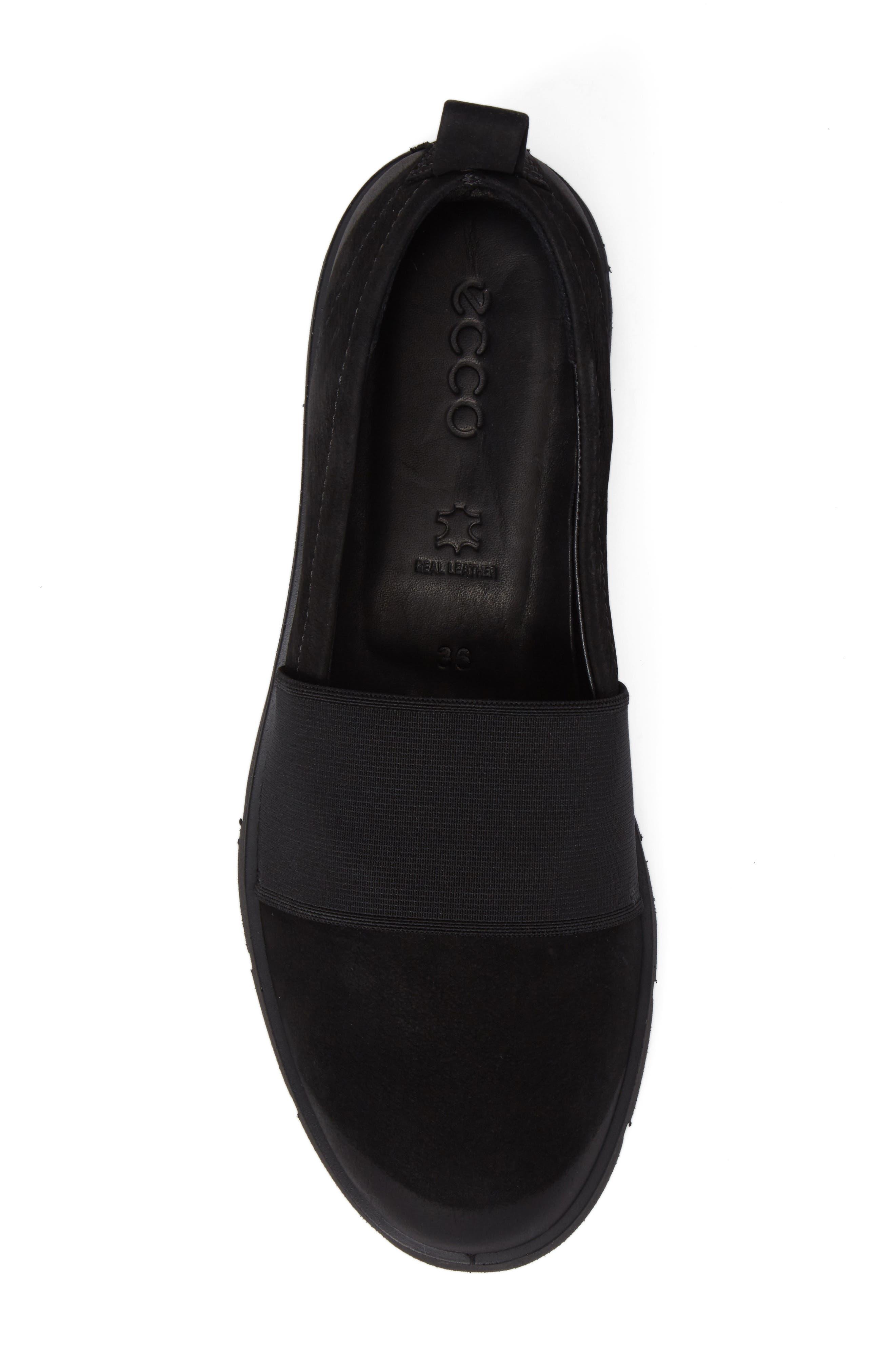 Alternate Image 5  - ECCO Bella Slip-On Sneaker (Women)