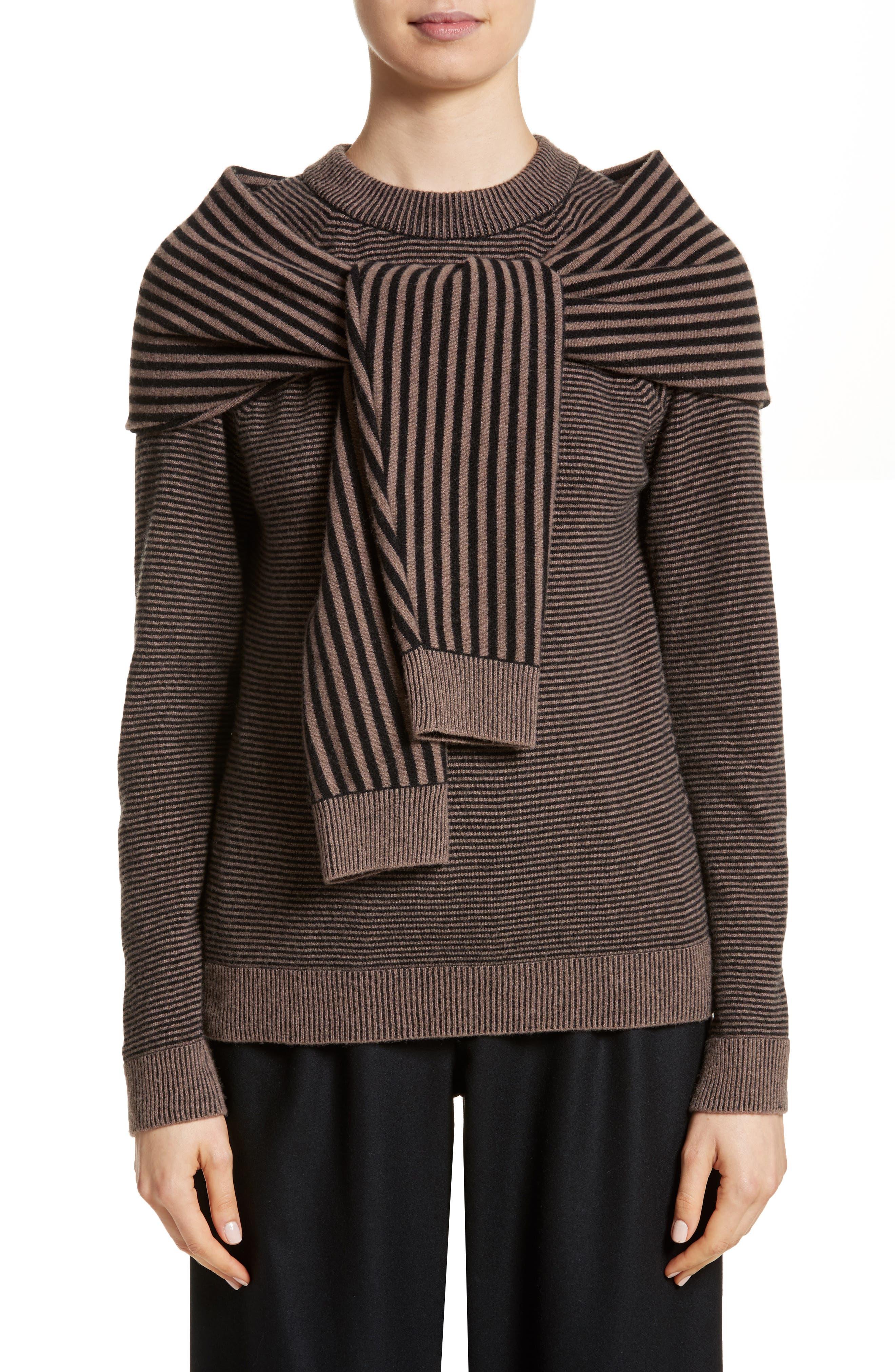 Isa Arfen Trompe L'Oeil Sweater